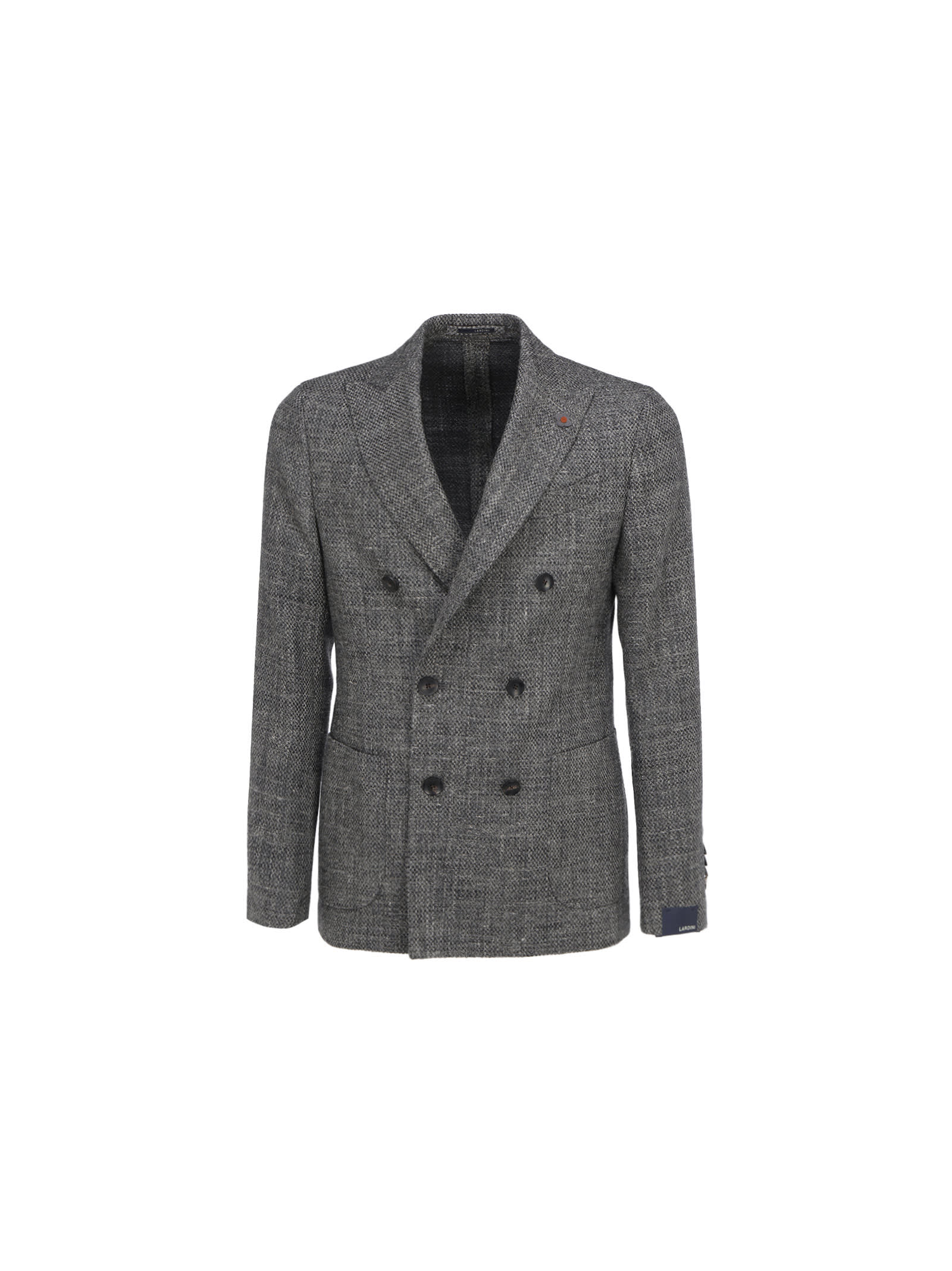 Lardini Jacket In Grey