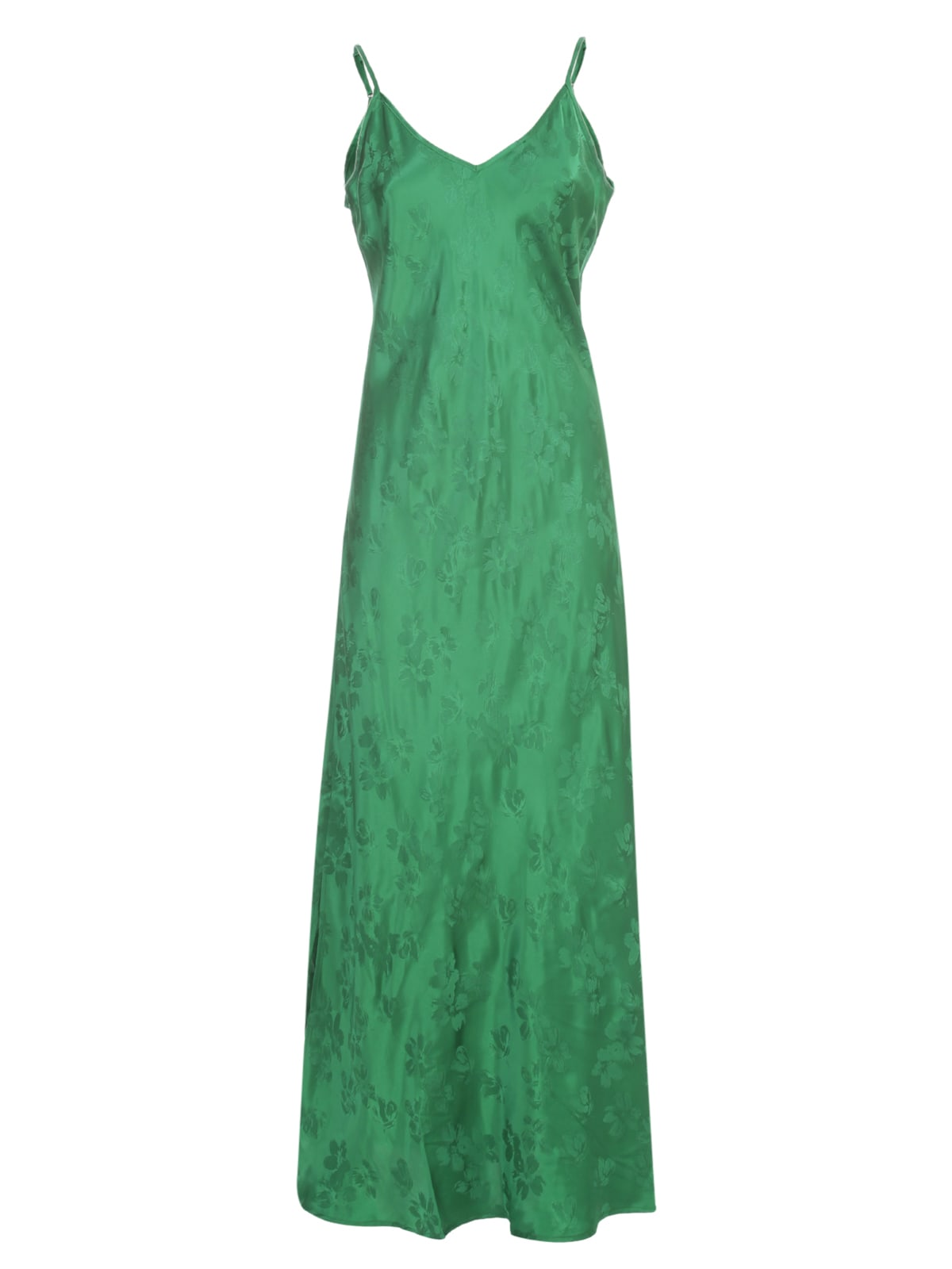 Buy Essentiel Antwerp Vegetarian Long Slip Dress Thin Strap online, shop Essentiel Antwerp with free shipping