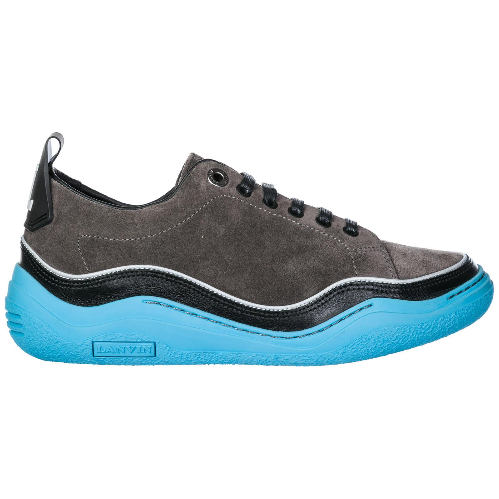 Lanvin Diving Sneakers