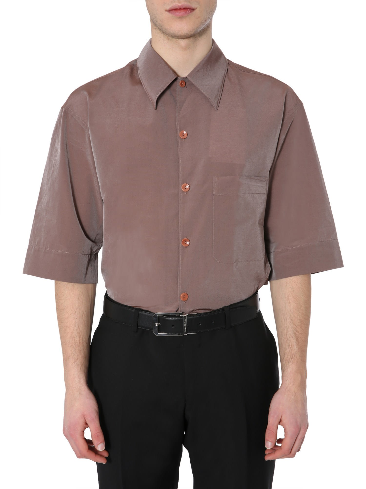 Lemaire Tops REGULAR FIT SHIRT