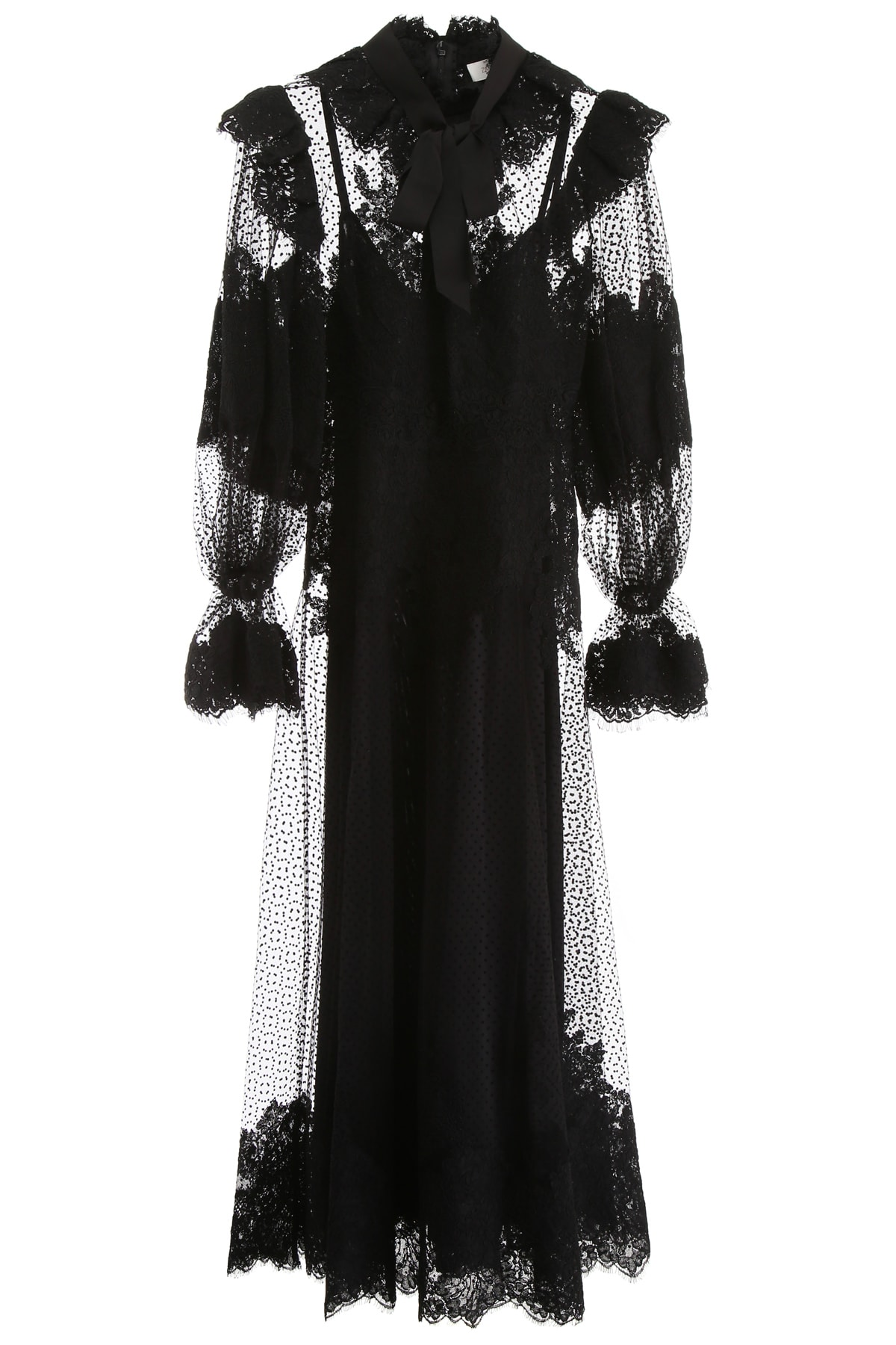Zimmermann Lace Espionage Dress