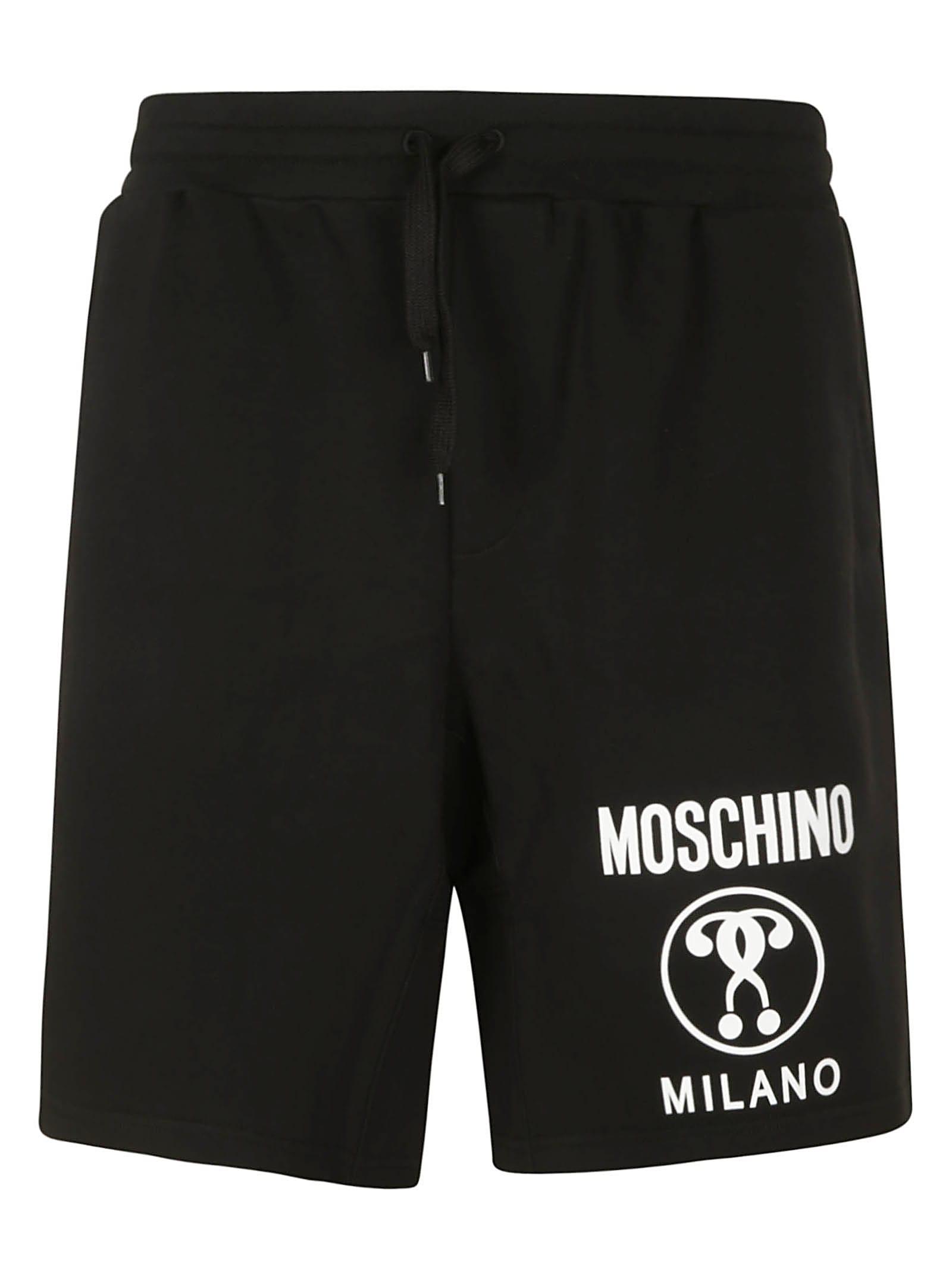 Moschino MILANO LOGO SHORTS