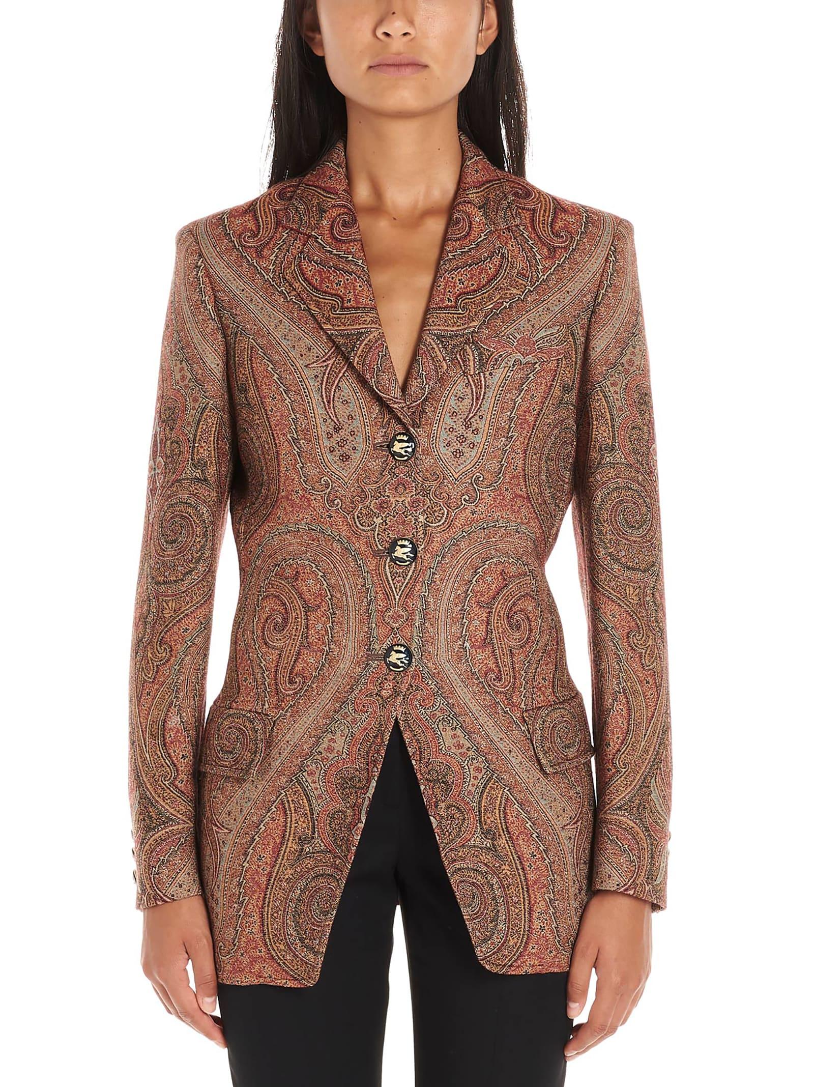 Photo of  Etro etro Jacket- shop Etro jackets online sales