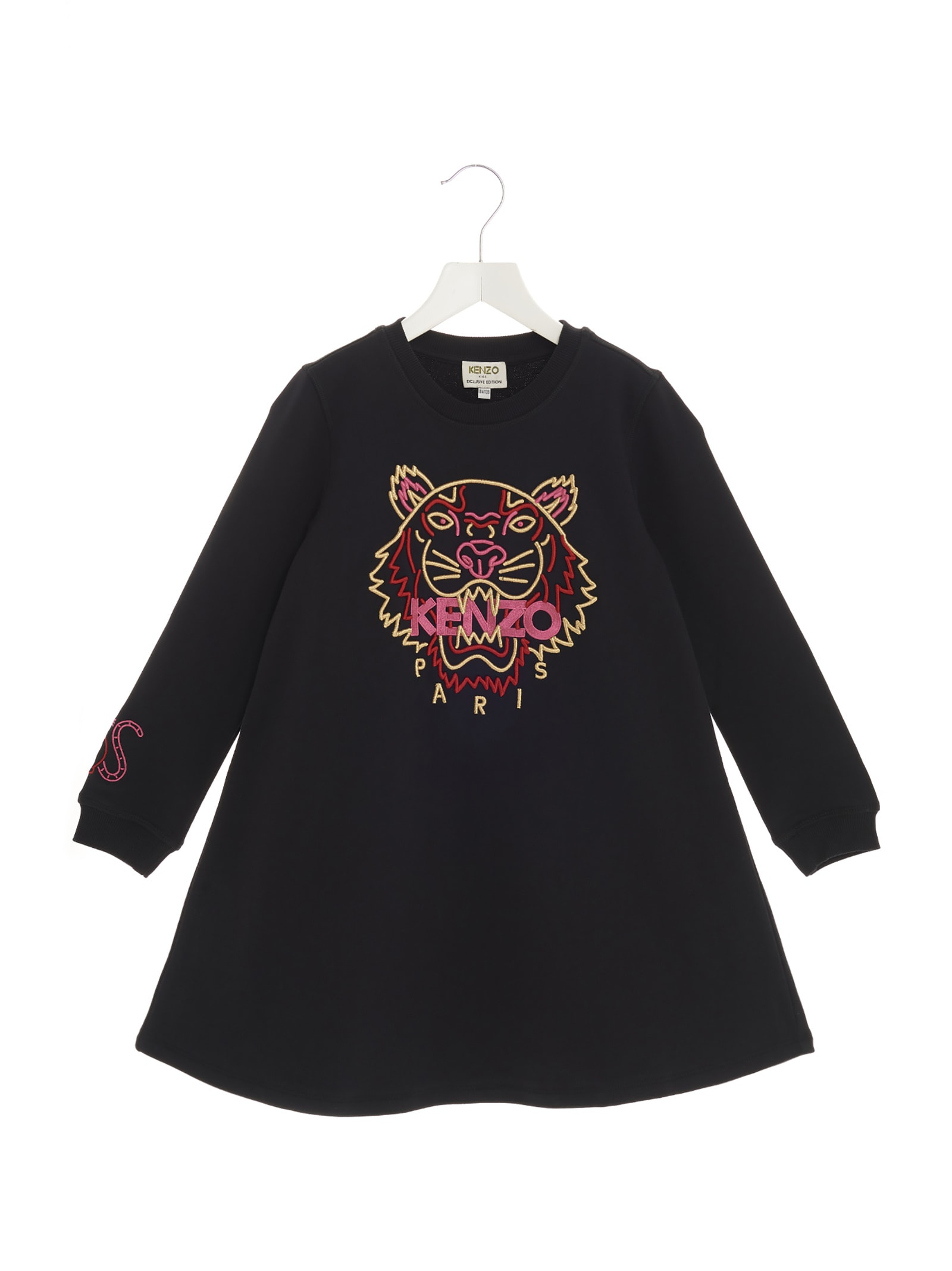 Buy Kenzo Kids chinese New Year 2020 Dress online, shop Kenzo Kids with free shipping