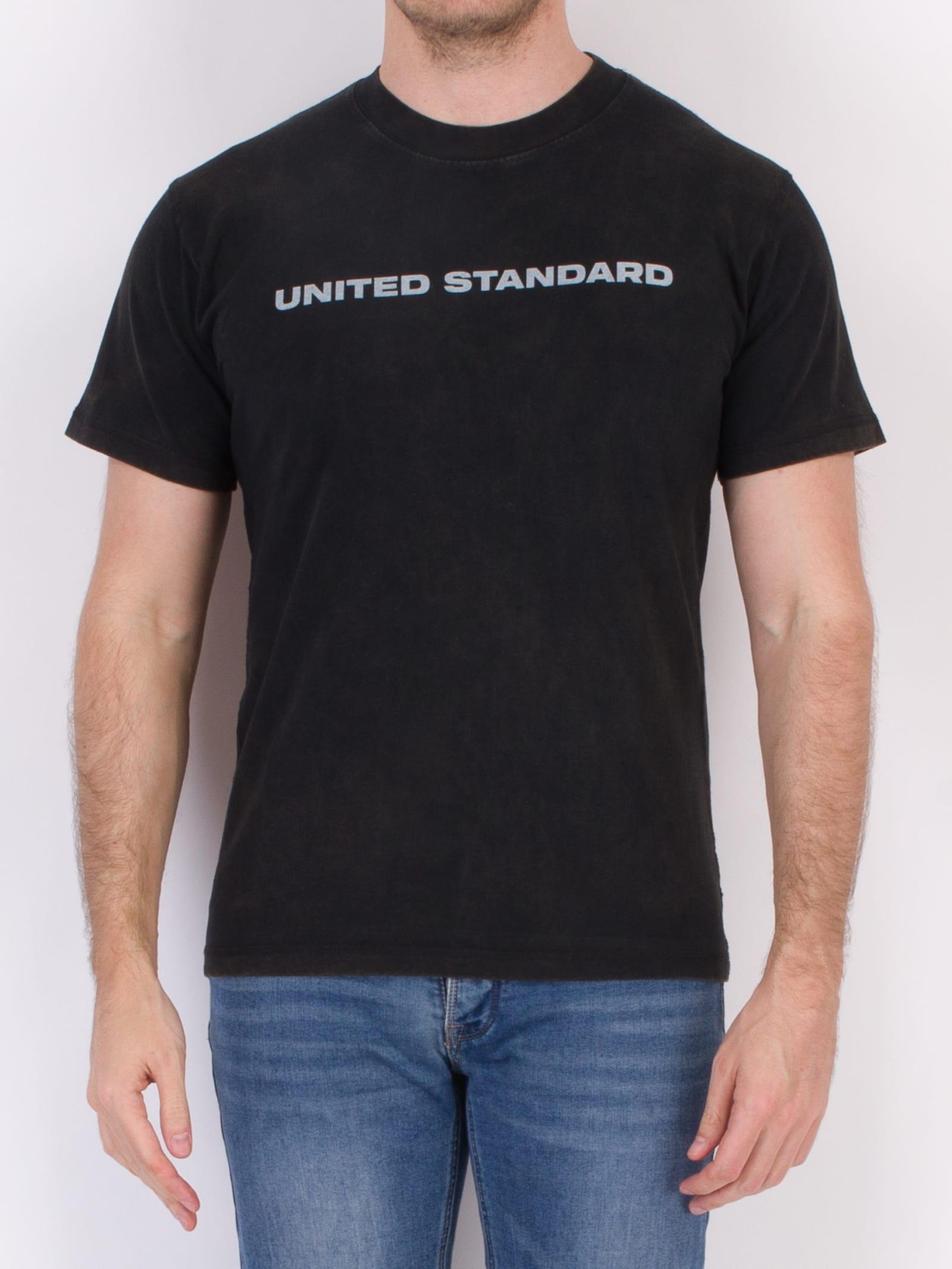 United Standard LOGO ACID T-SHIRT
