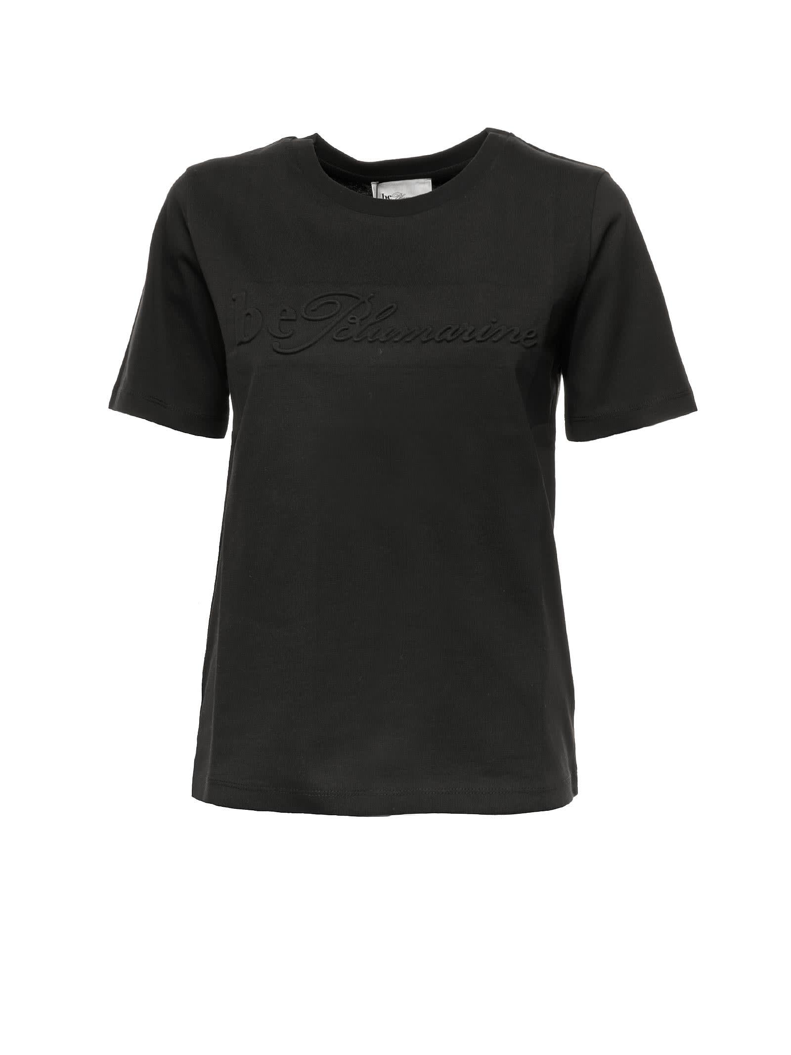 Be Blumarine BLACK T-SHIRT