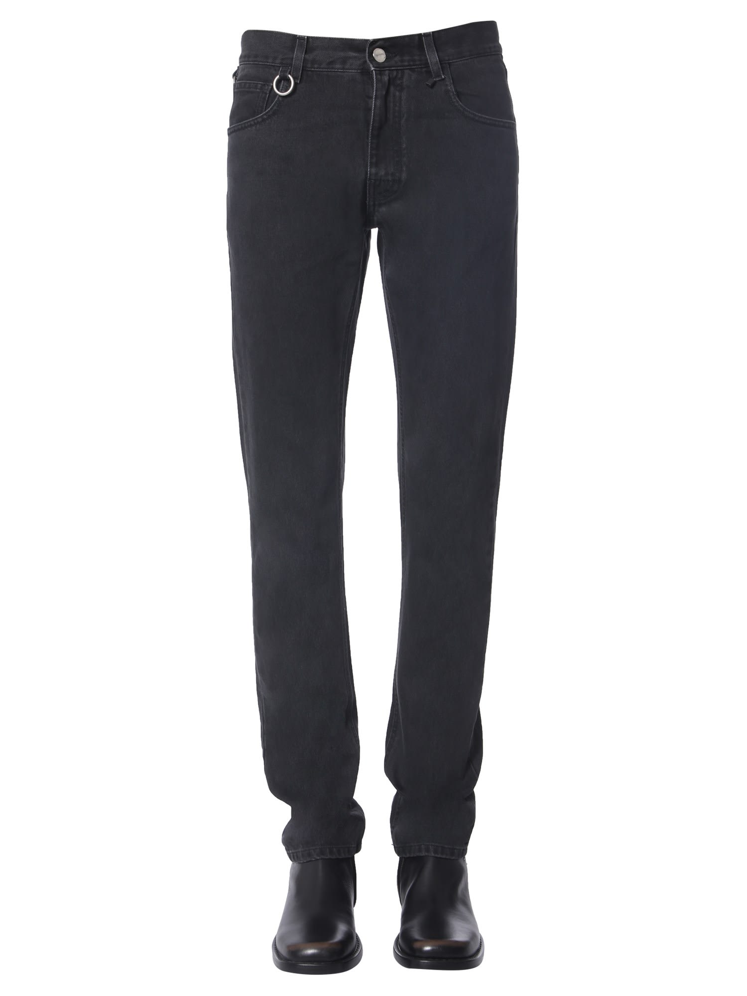 Raf Simons Jeans SLIM FIT JEANS