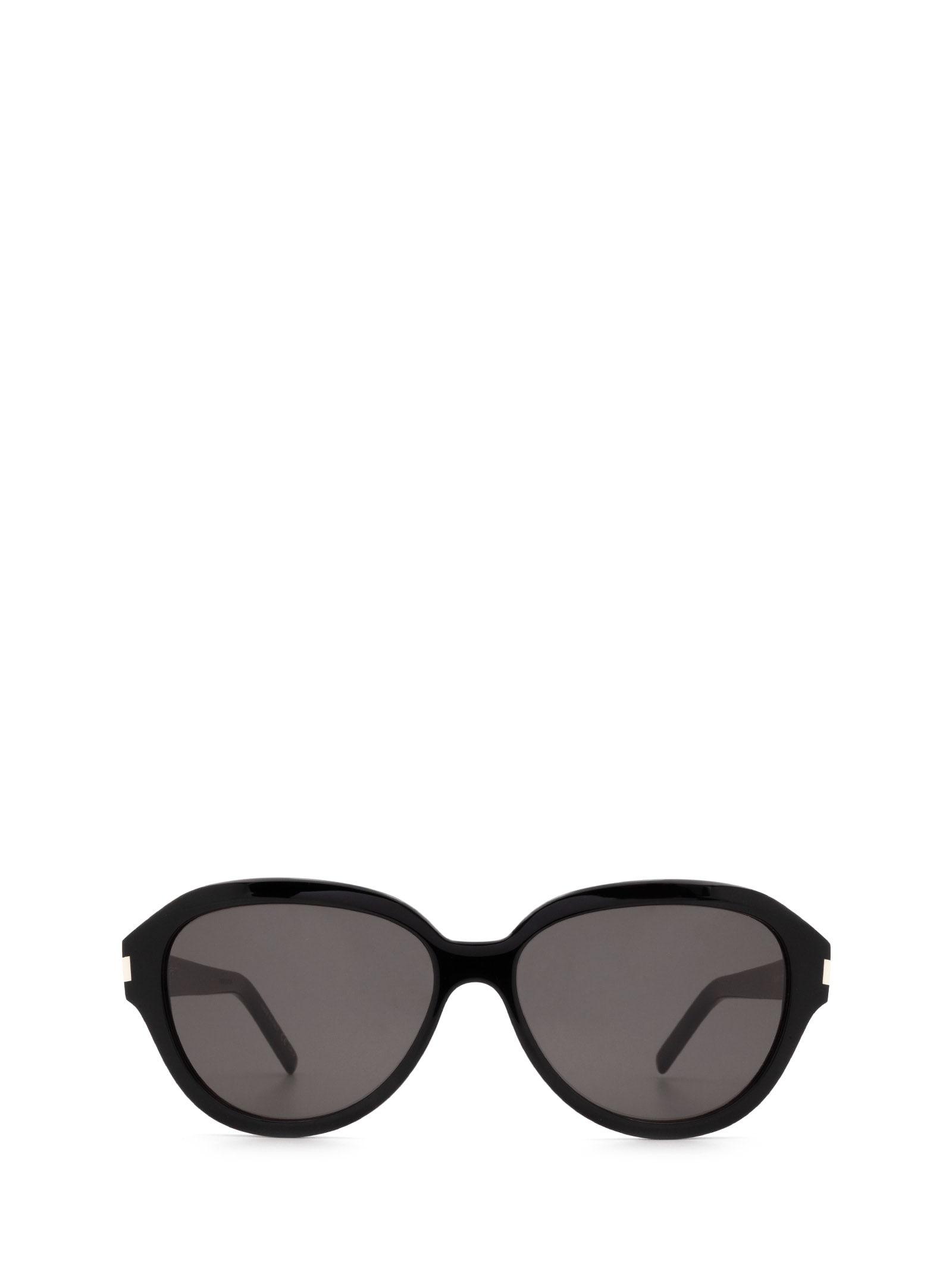 Saint Laurent Saint Laurent Sl 400 Black Sunglasses