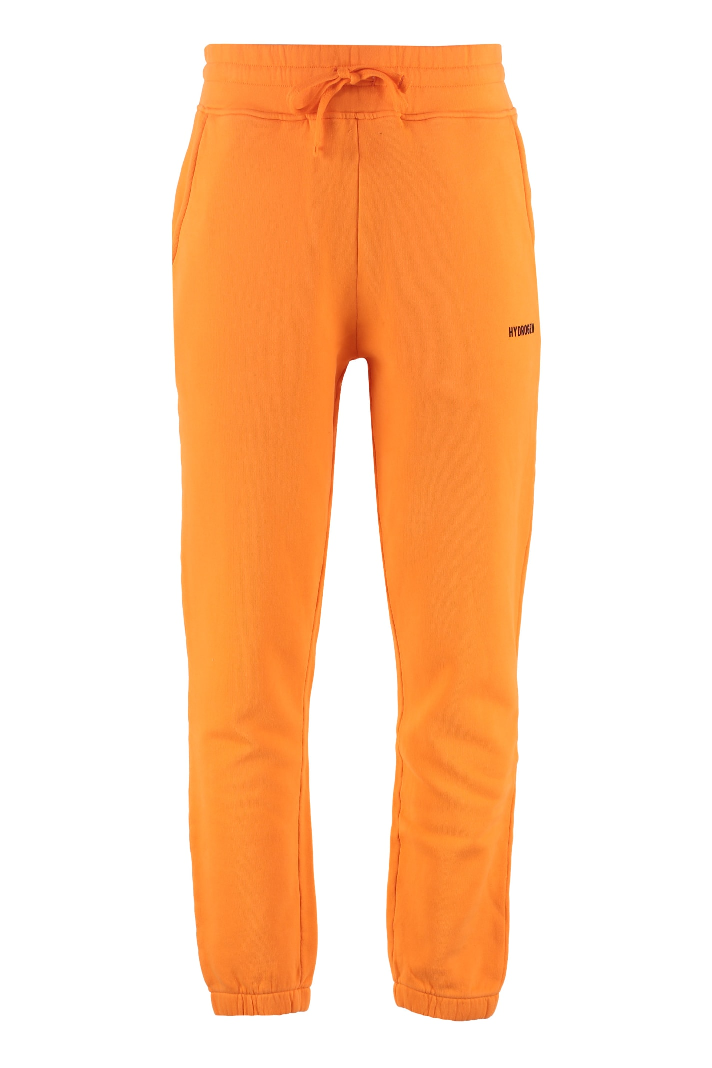 Stretch Cotton Track-pants