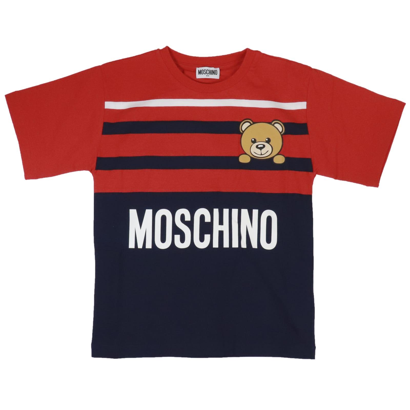 Moschino Cottons COTTON T-SHIRT