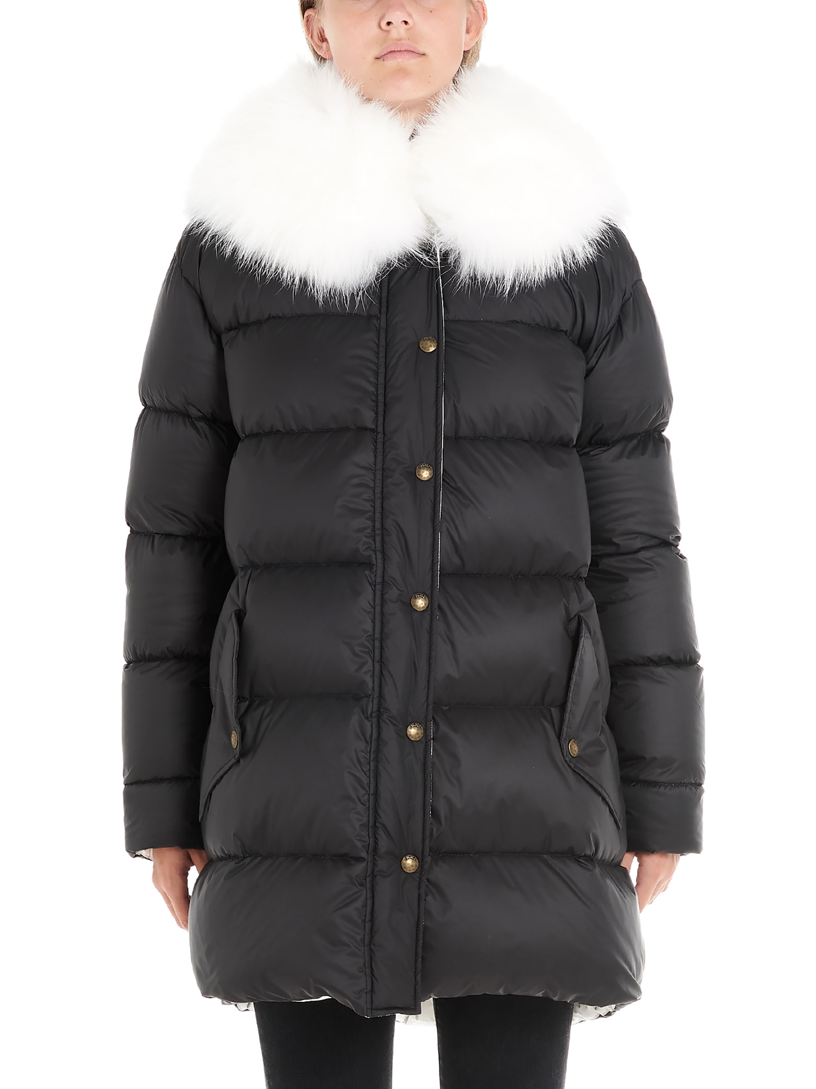 Mr & Mrs Italy a-line Puffer Jacket
