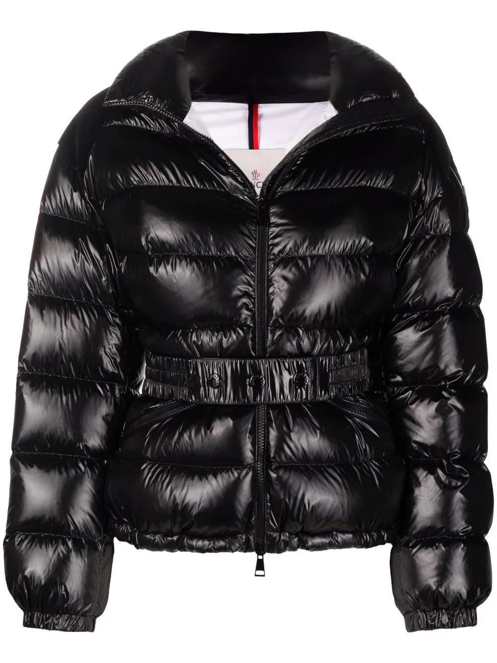 Moncler Woman Black Celepine Down Jacket