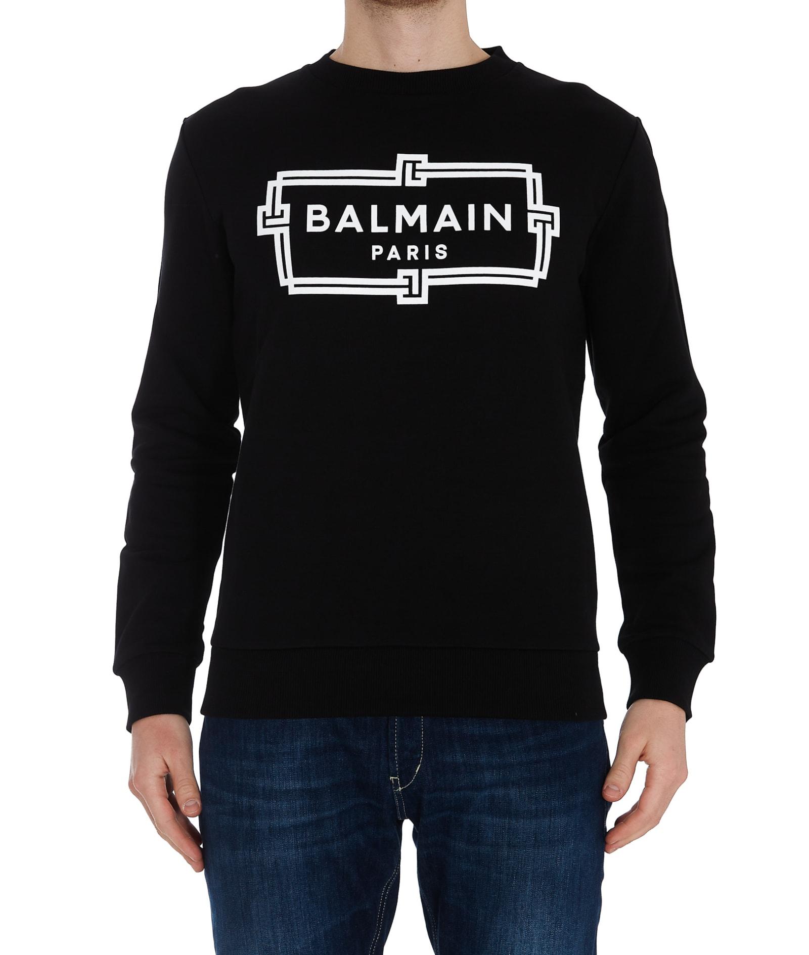 Balmain Sweatshirts LOGO SWEATSHIRT