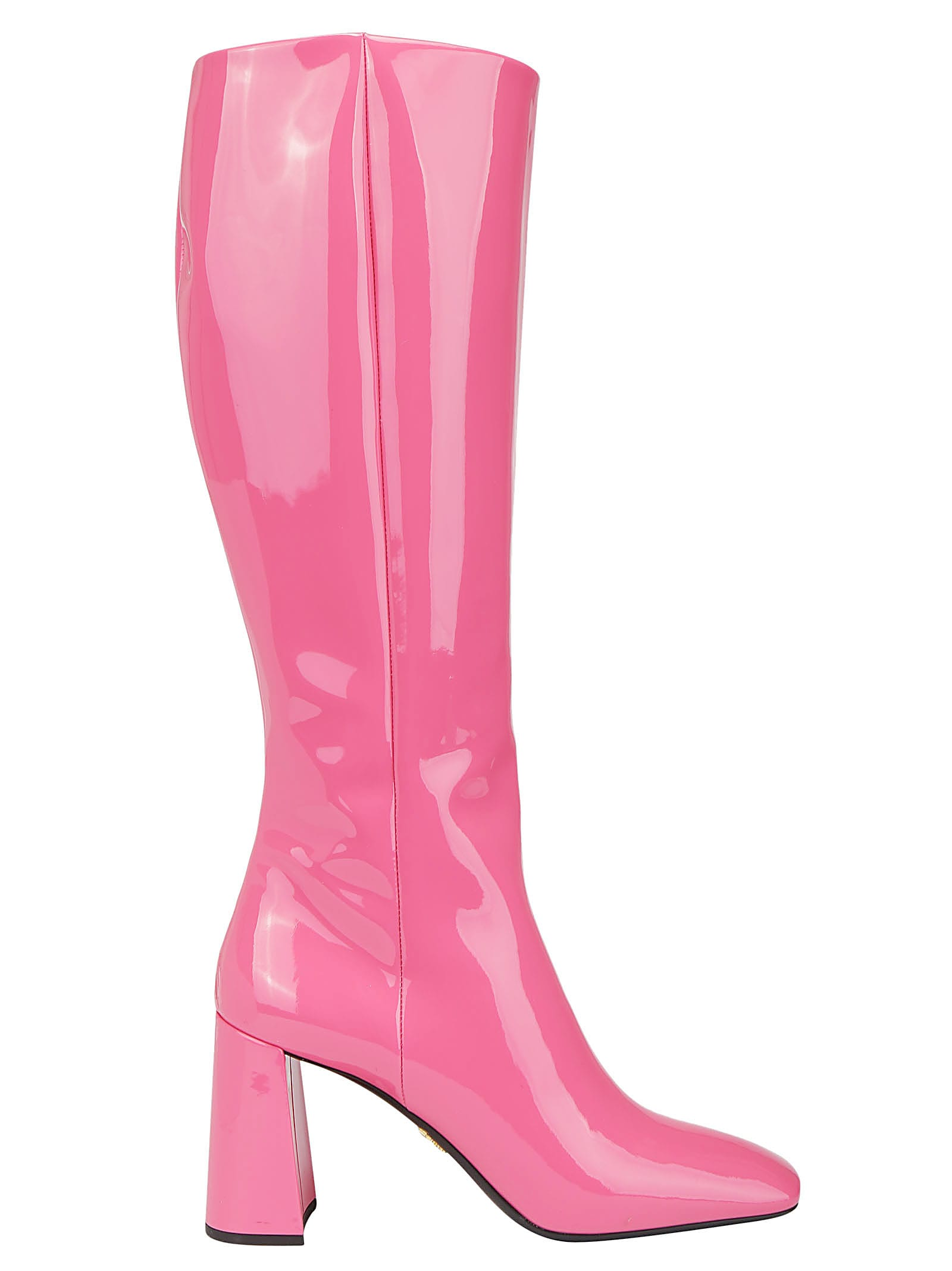 Prada Boots In Pink