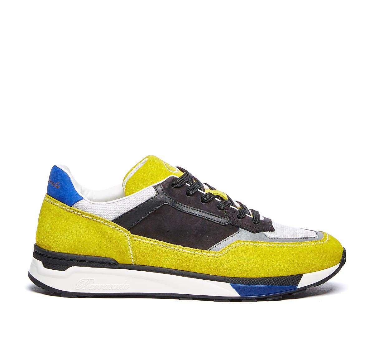 Barracuda Sneaker In I.gia/gri/gri/ne/ne/blu