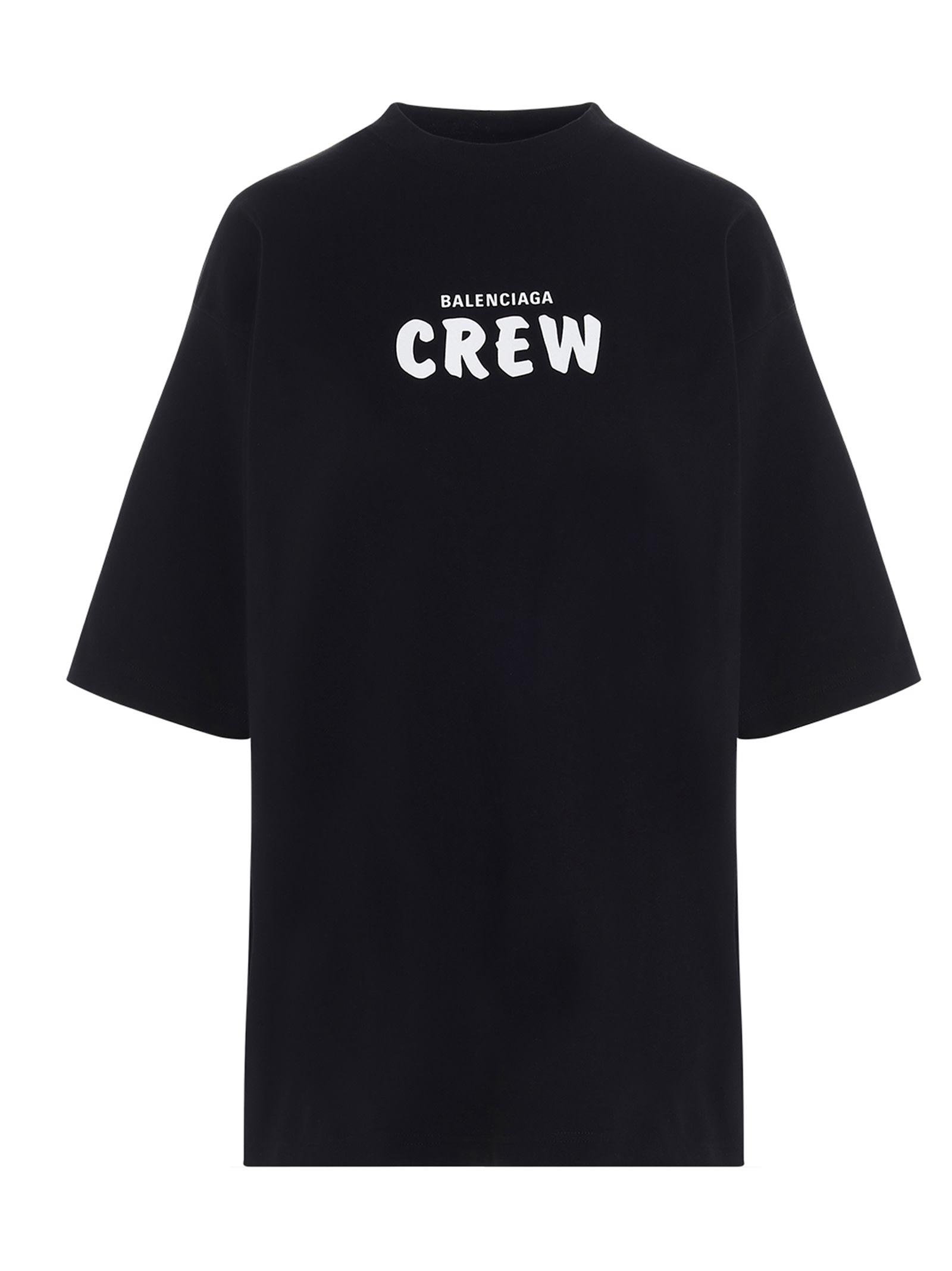 BALENCIAGA CREW T-SHIRT