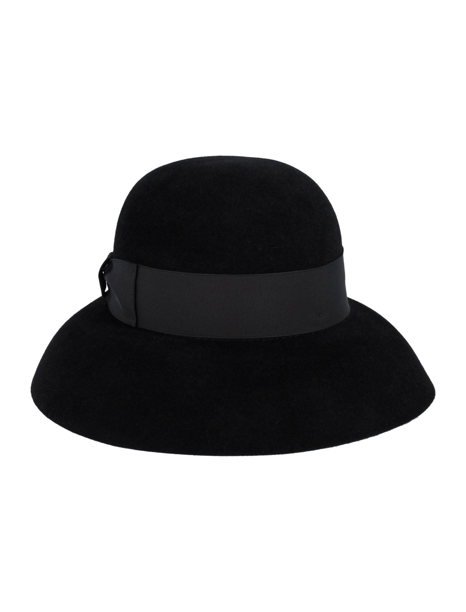 Audrey Velour Hat