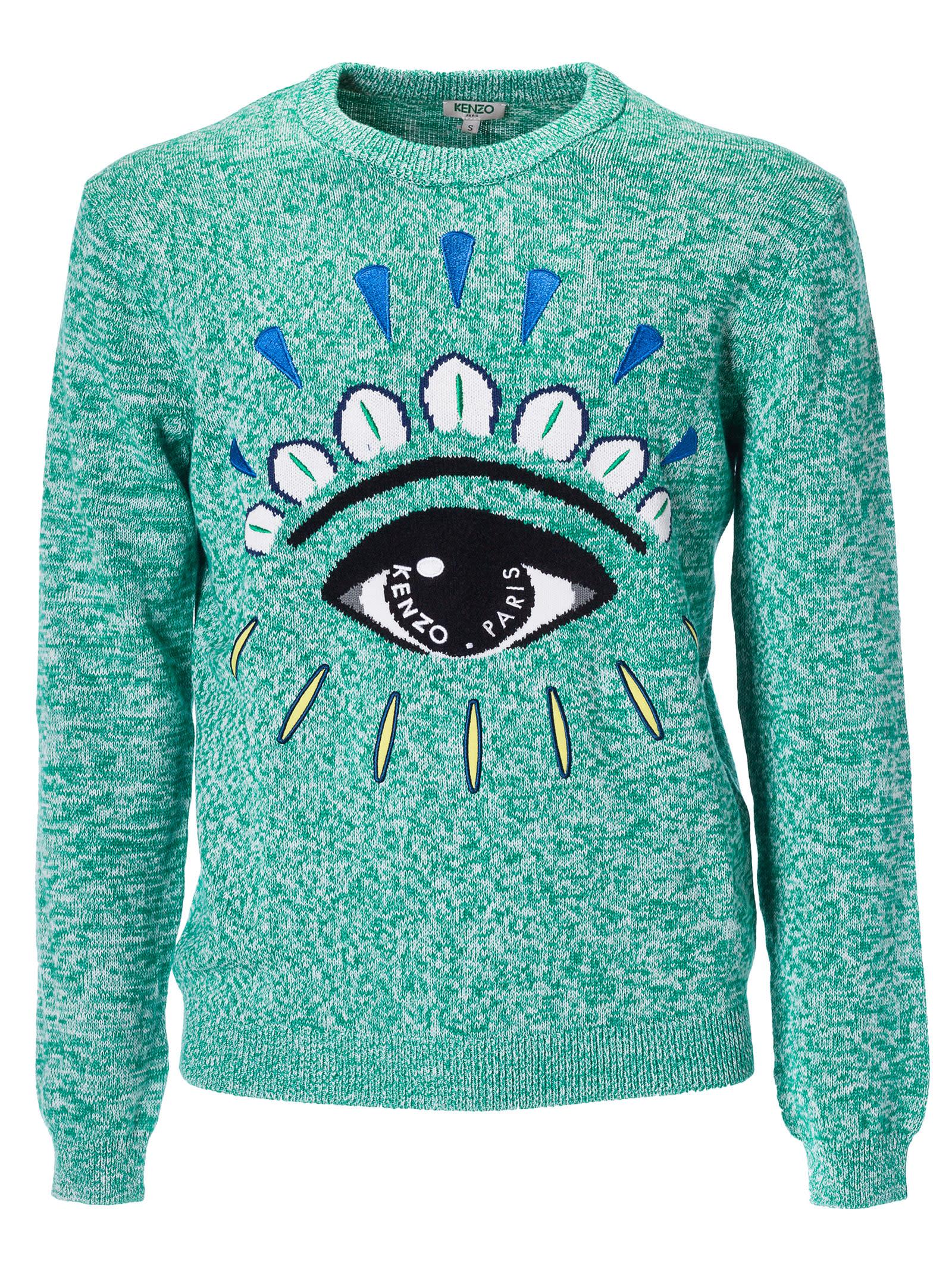 4b3418ddc9 Kenzo Eye Sweatshirt