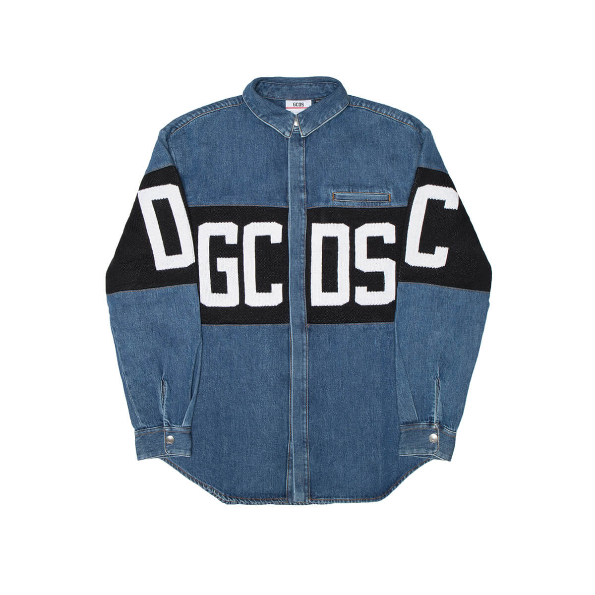 GCDS DENIM SHIRT