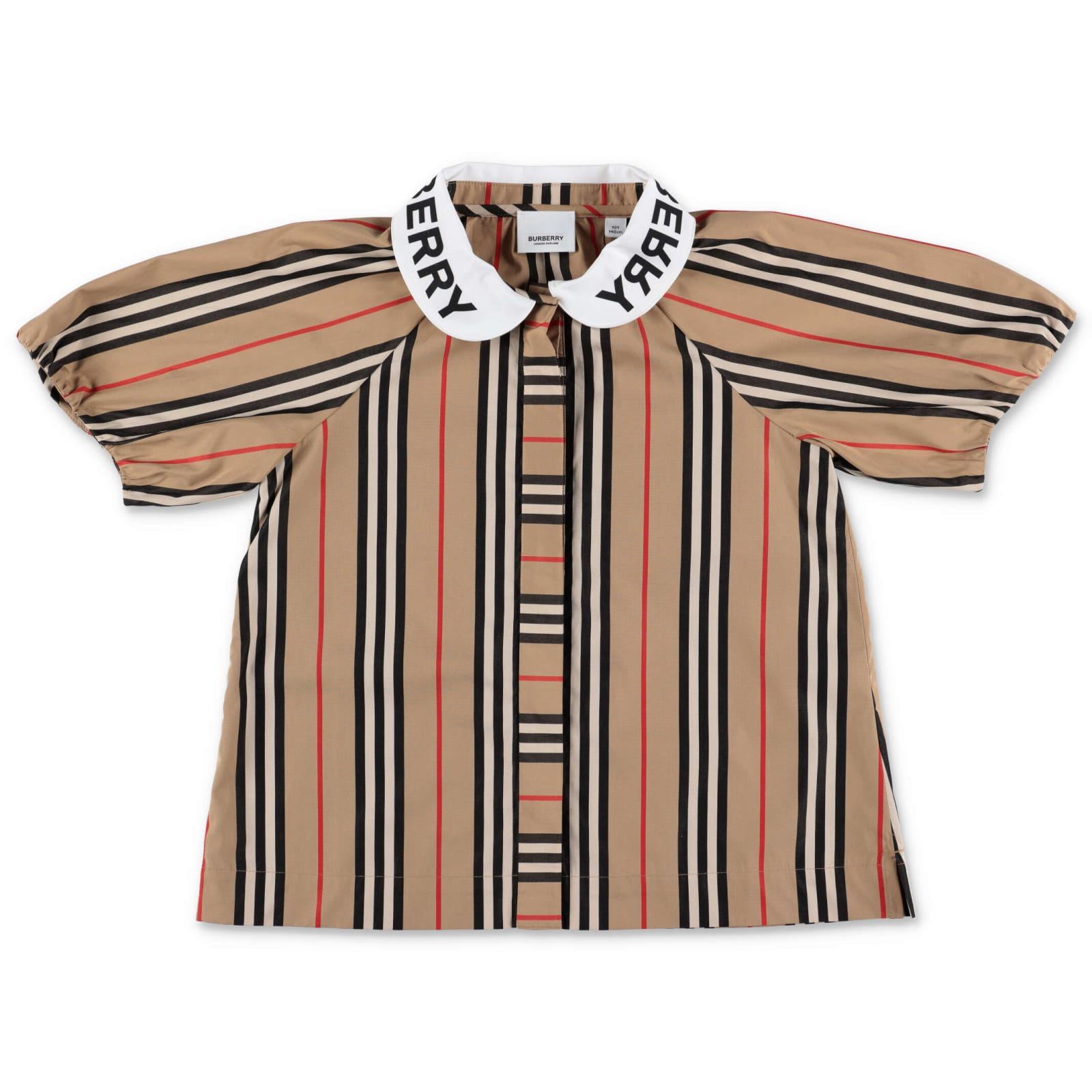 Burberry Kids' Shirt In Check