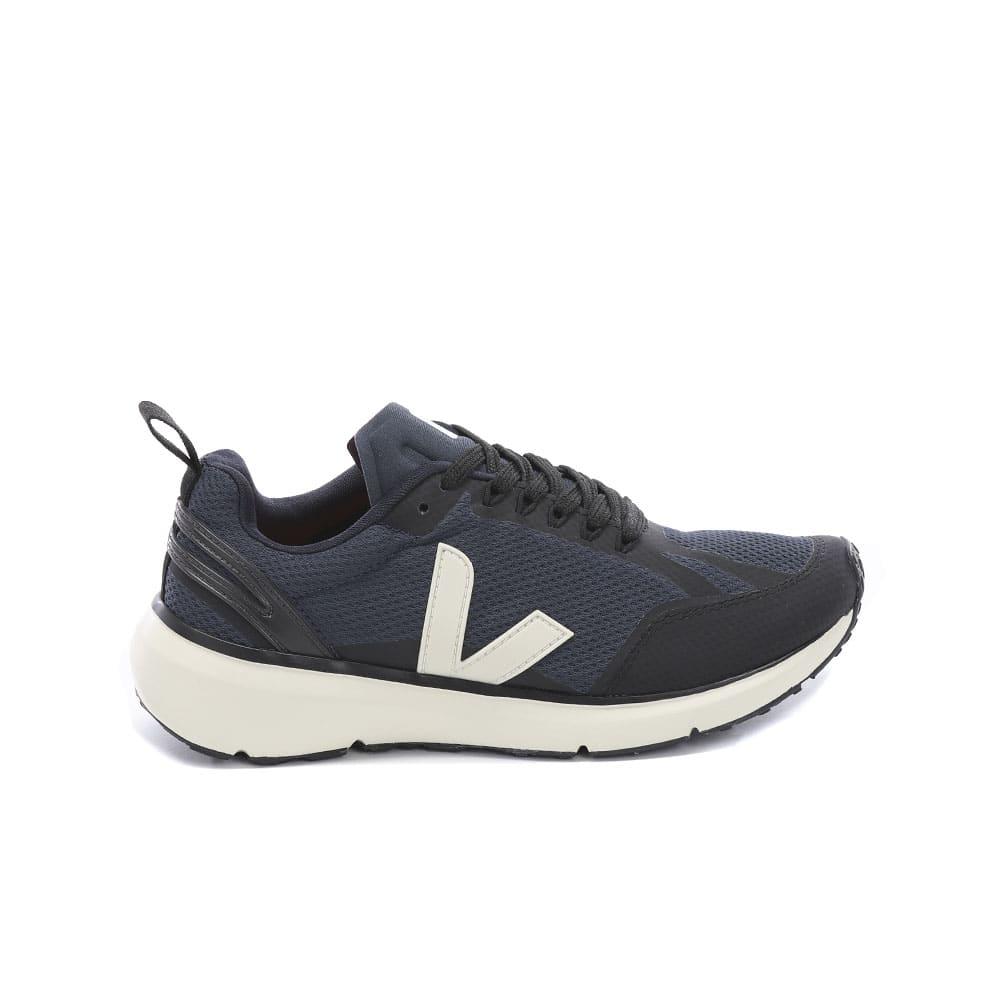 Veja Shoes CONDOR 2 ALVEOMESH NAUTICO PIERRE BLACK