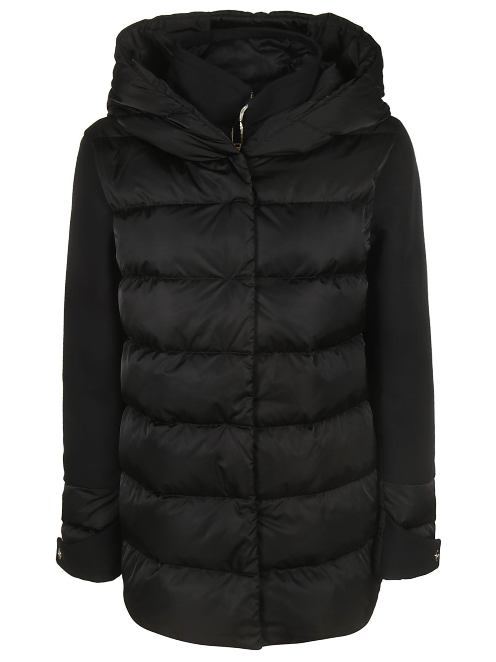 Herno Double Fabric Padded Jacket