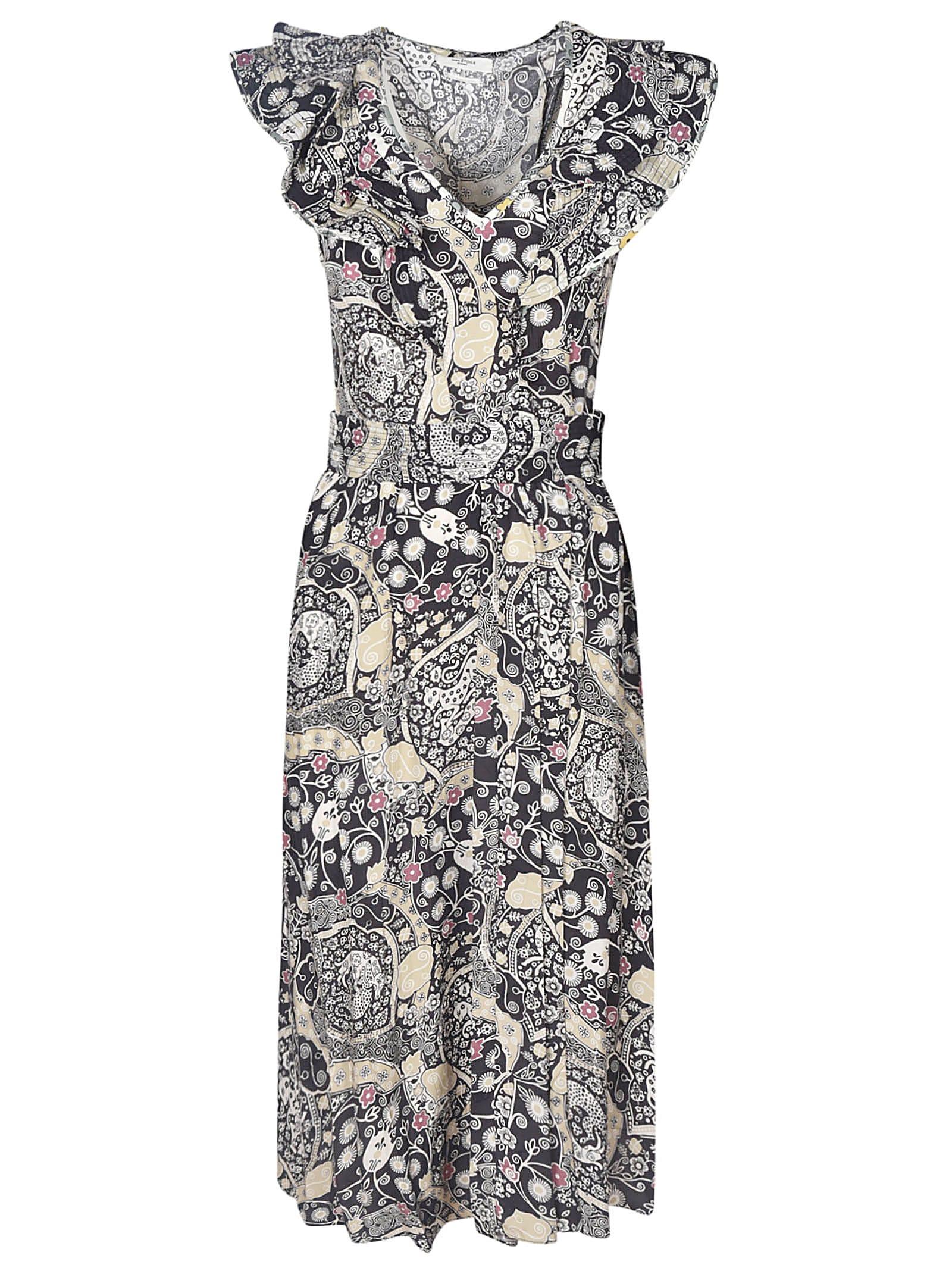 Buy Isabel Marant Étoile Coraline Dress online, shop Isabel Marant Étoile with free shipping