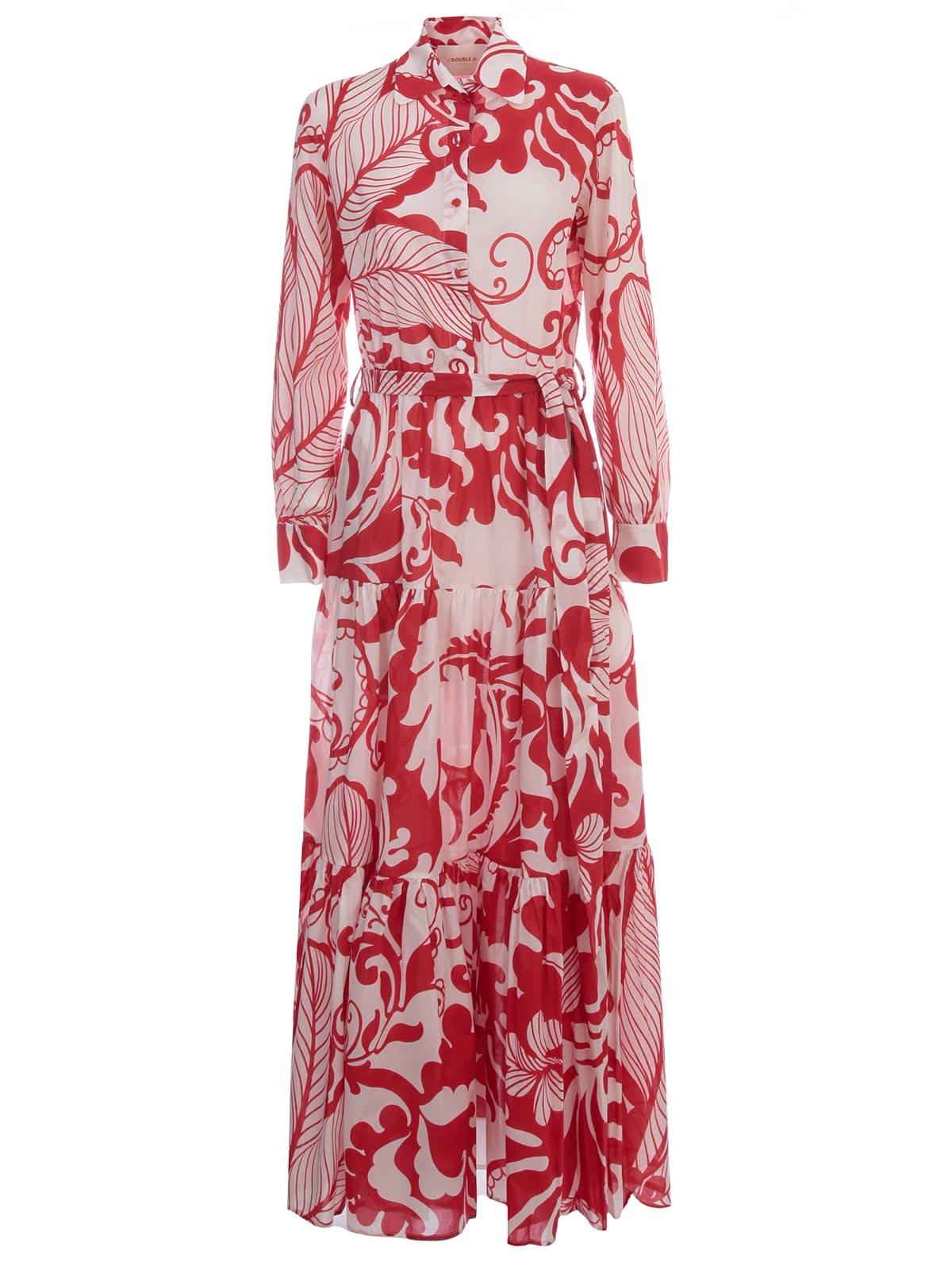 Buy La DoubleJ Bellini Fantasy Dress Cotton Voille online, shop La DoubleJ with free shipping