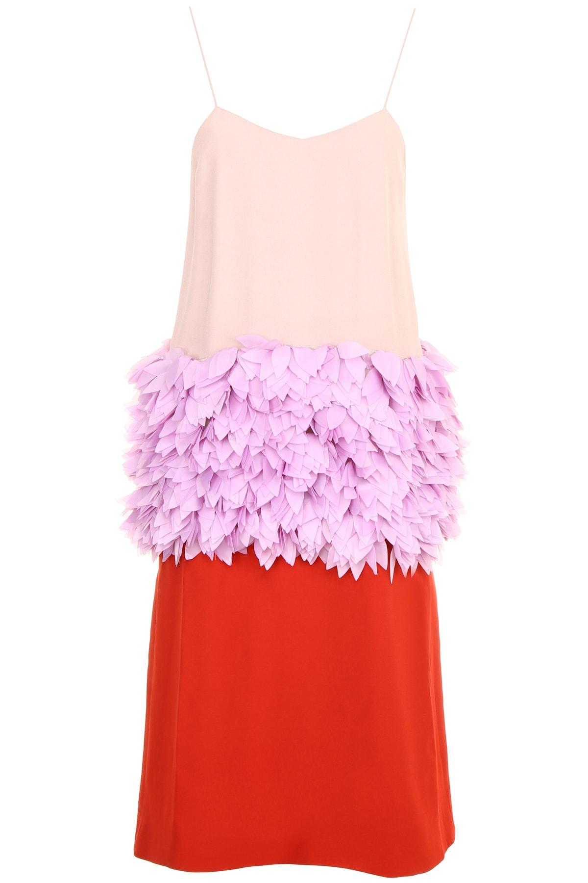 Marni Crepe Satin Dress