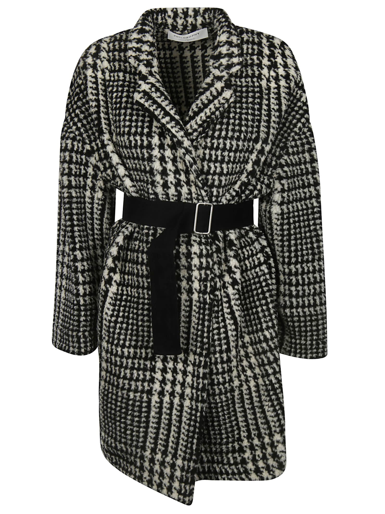 Philosophy di Lorenzo Serafini Tweed Jacket
