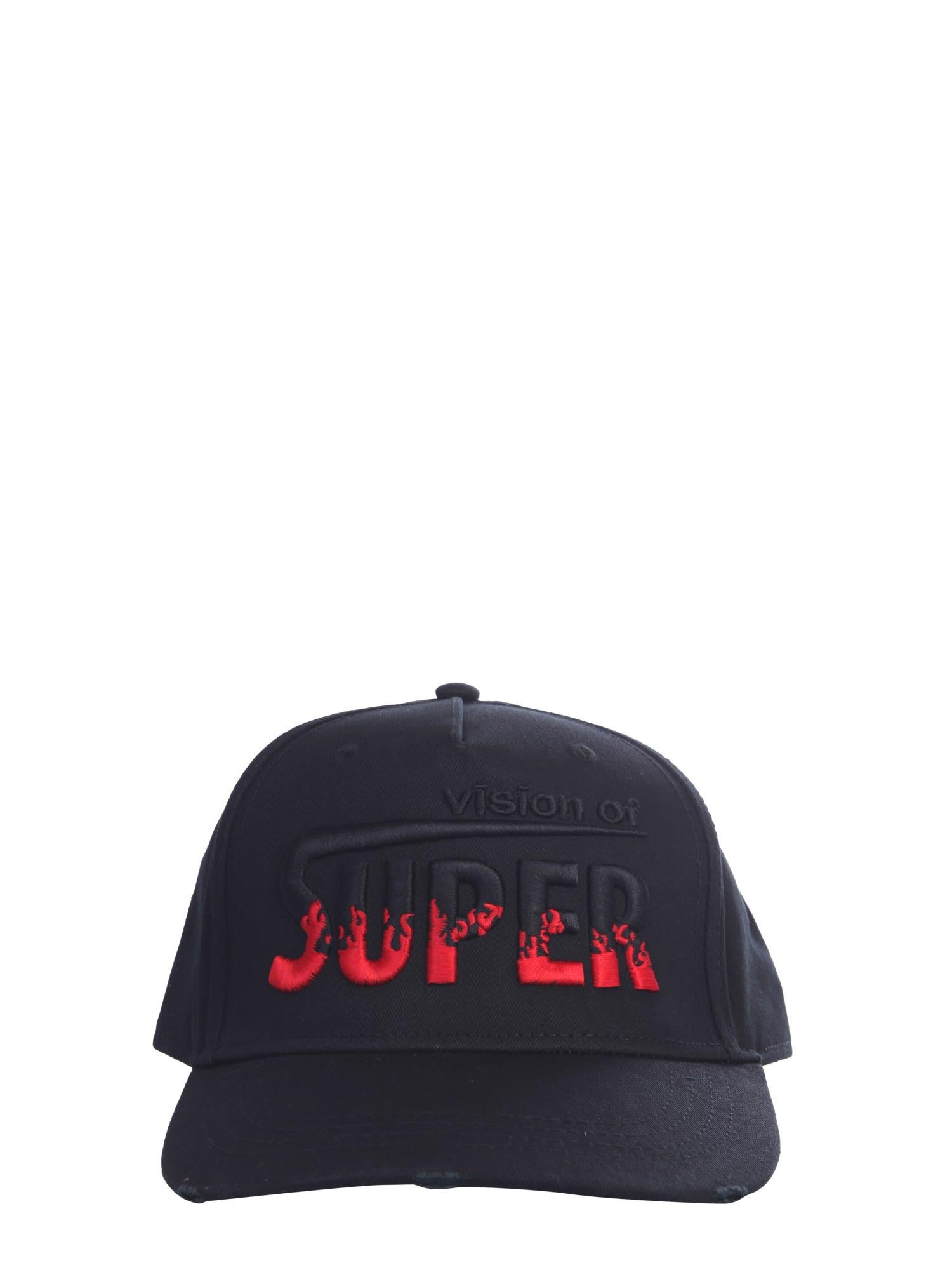 Vision of Super Baseball Cap