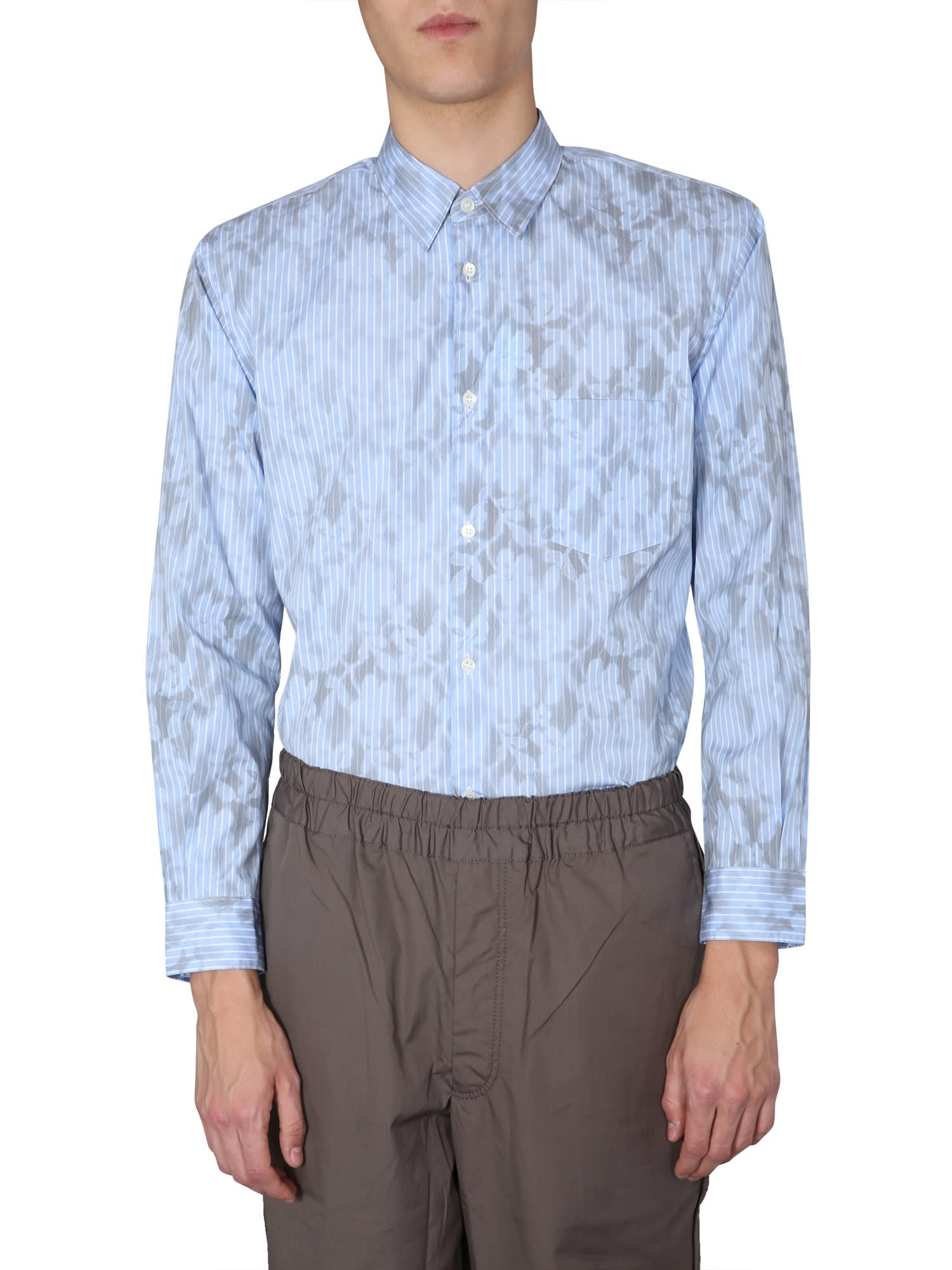 Comme des Garçons Shirt Printed Shirt