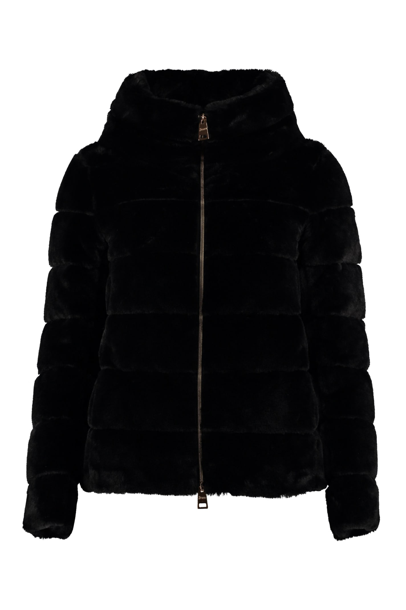 Herno Faux Fur Jacket