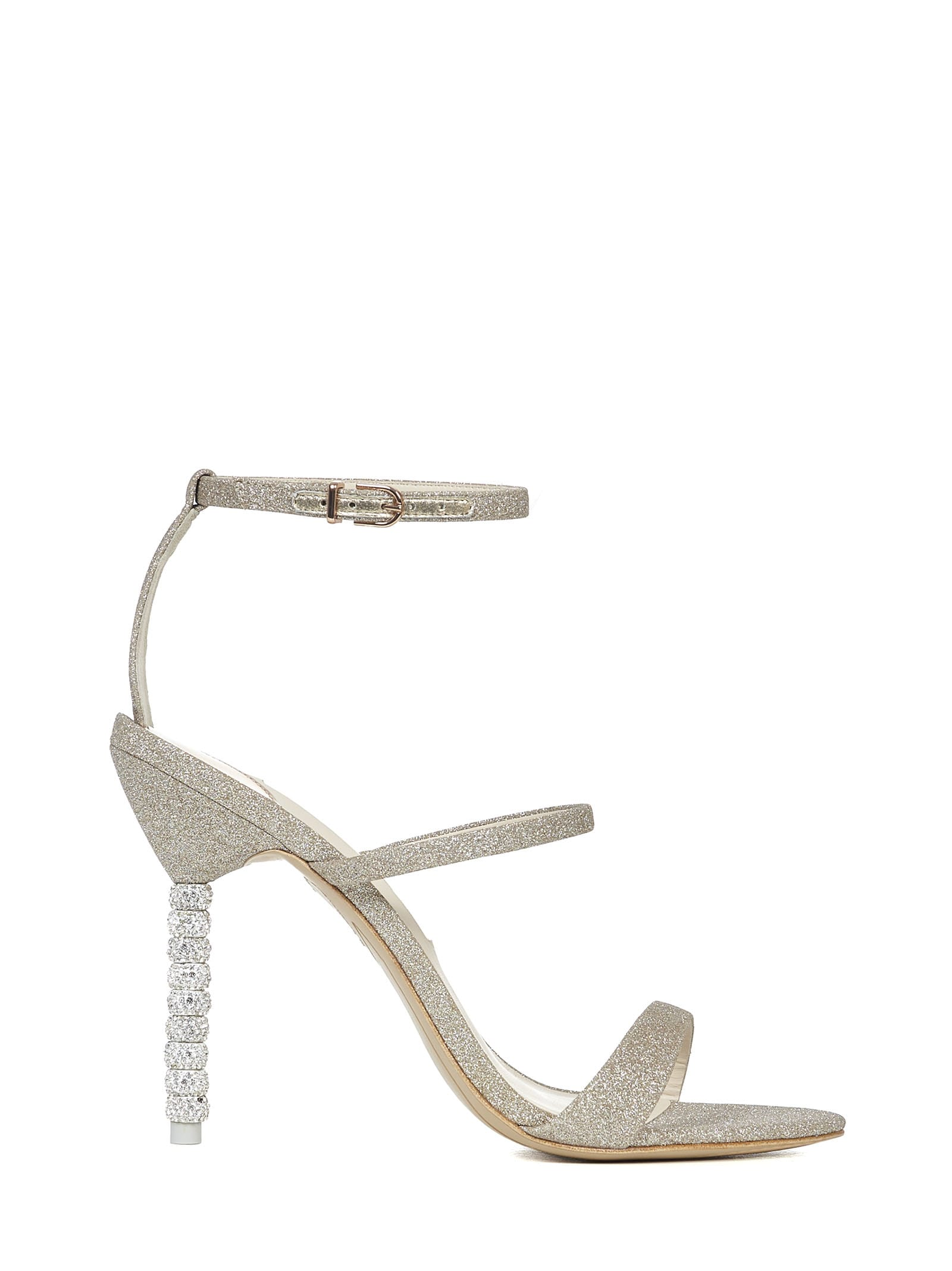 Sophia Webster SOPHIA ROSALIND CRYSTAL WEBSTER SANDALS