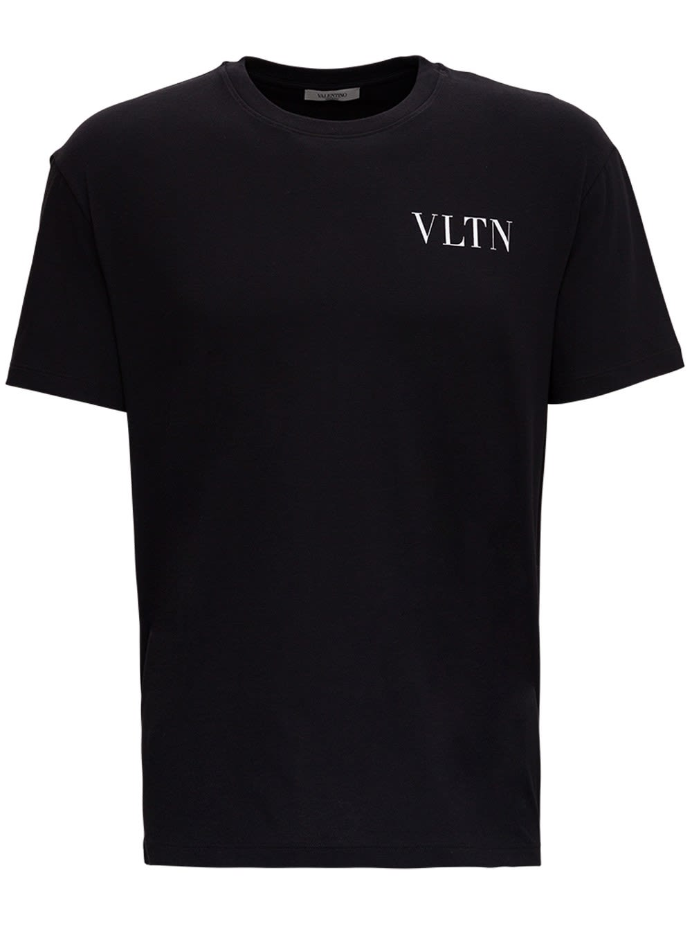 Valentino Cottons COTTON JERSEY T-SHIRT WITH LOGO