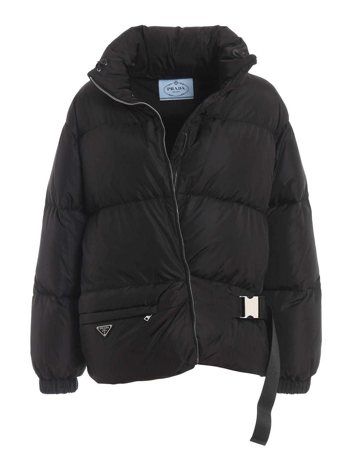 Prada Down Jacket Nylon