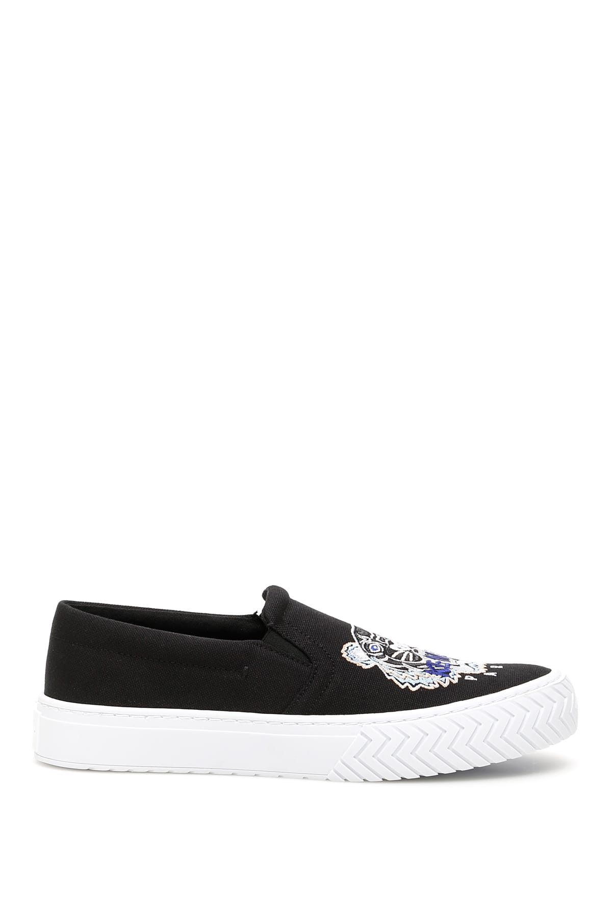 Kenzo Sneakers K-SKATE SLIP-ON SNEAKERS