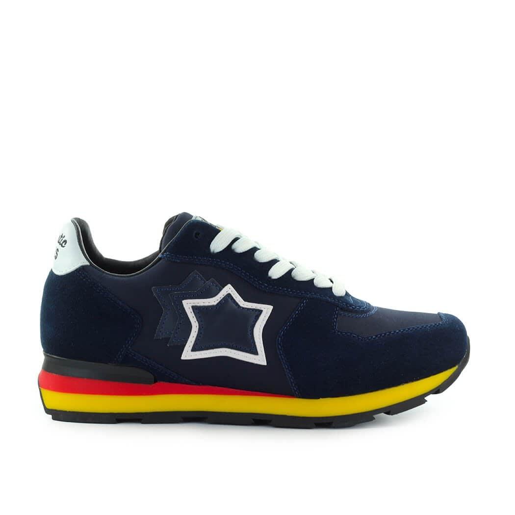 Antares Navy Blue Sneaker