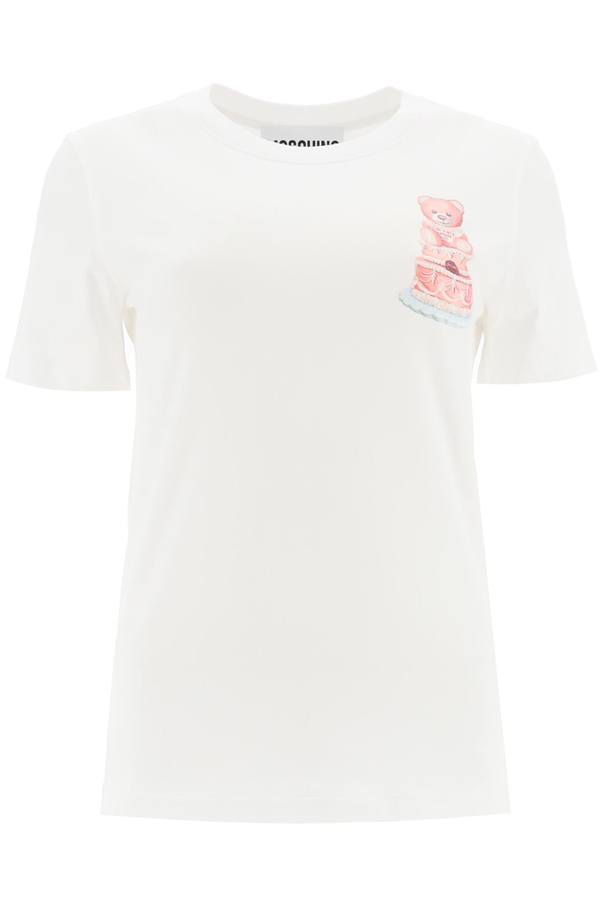 Moschino TEDDY BEAR CAKE T-SHIRT