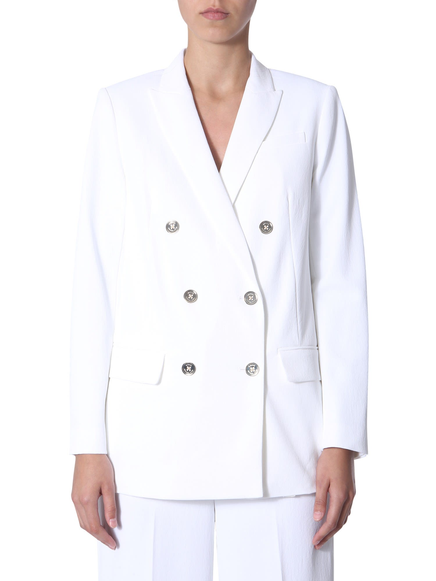 l'ultimo 18cf9 4acd9 MICHAEL Michael Kors Double-breasted Blazer