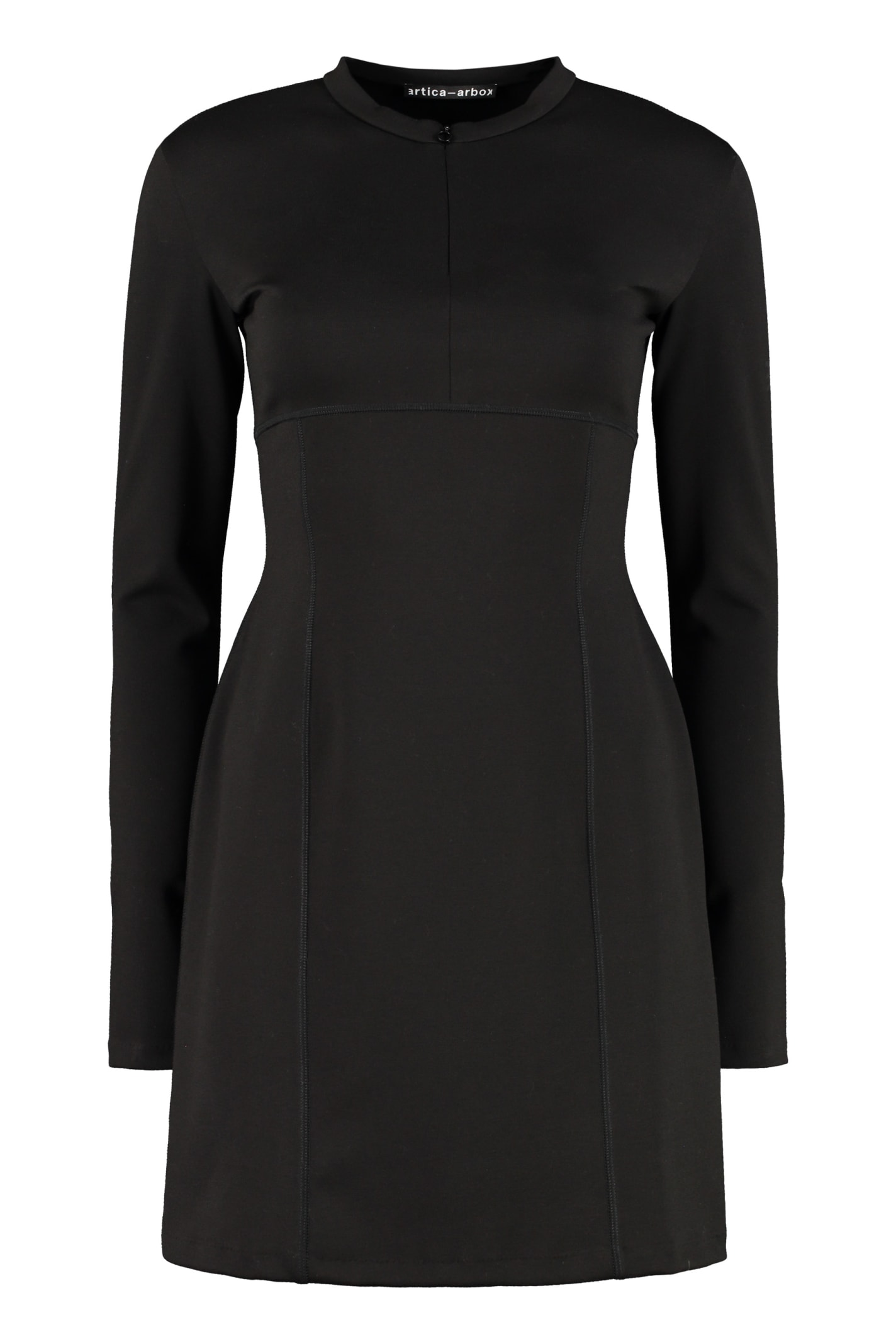 Buy Artica Arbox Jersey Sheath Dress online, shop Artica Arbox with free shipping