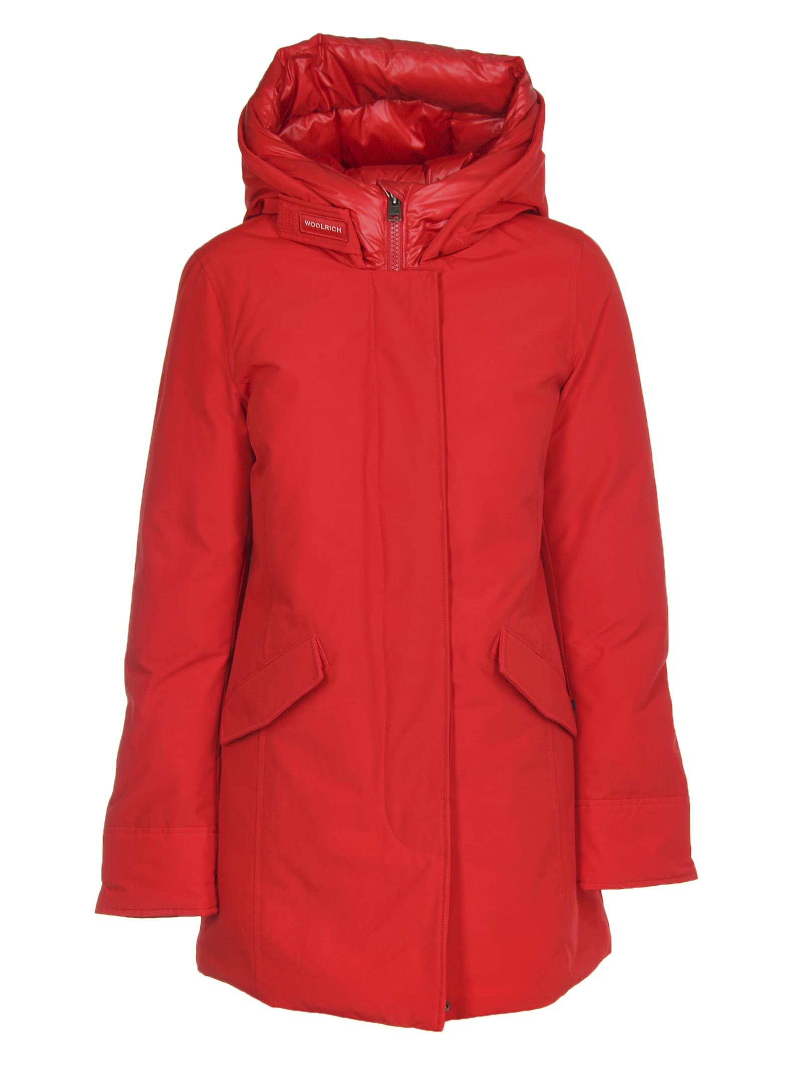 Photo of  Woolrich Ws Arctic Parka Red- shop Woolrich jackets online sales