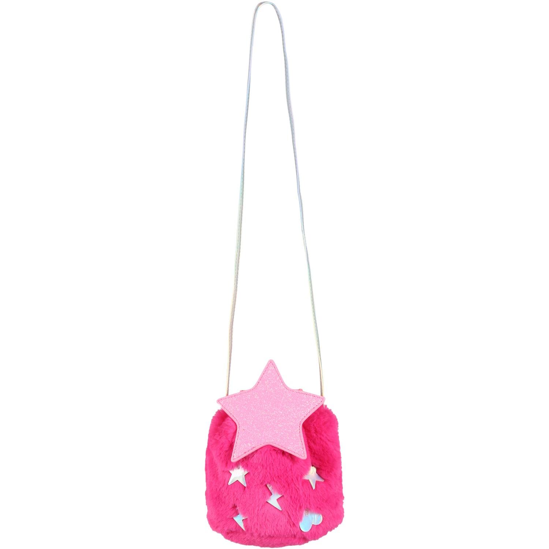 Fuchsia Bag For Girl