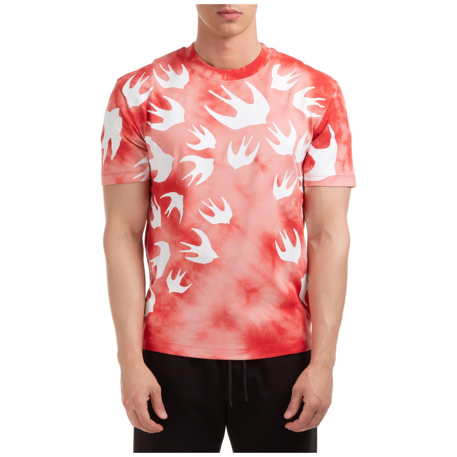 Mcq Swallow Swallow T-shirt