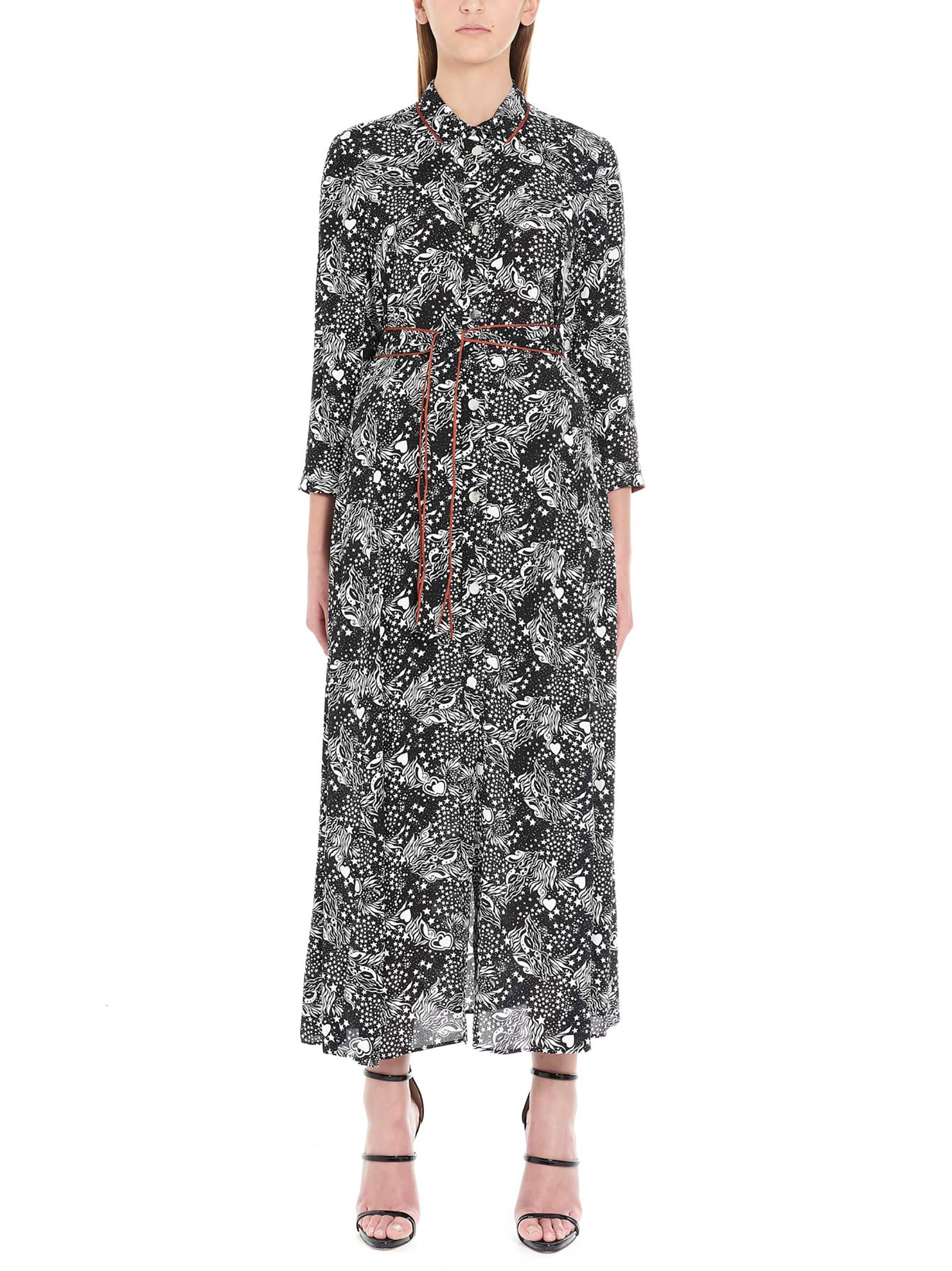 Buy Pinko sushi Dress online, shop Pinko with free shipping