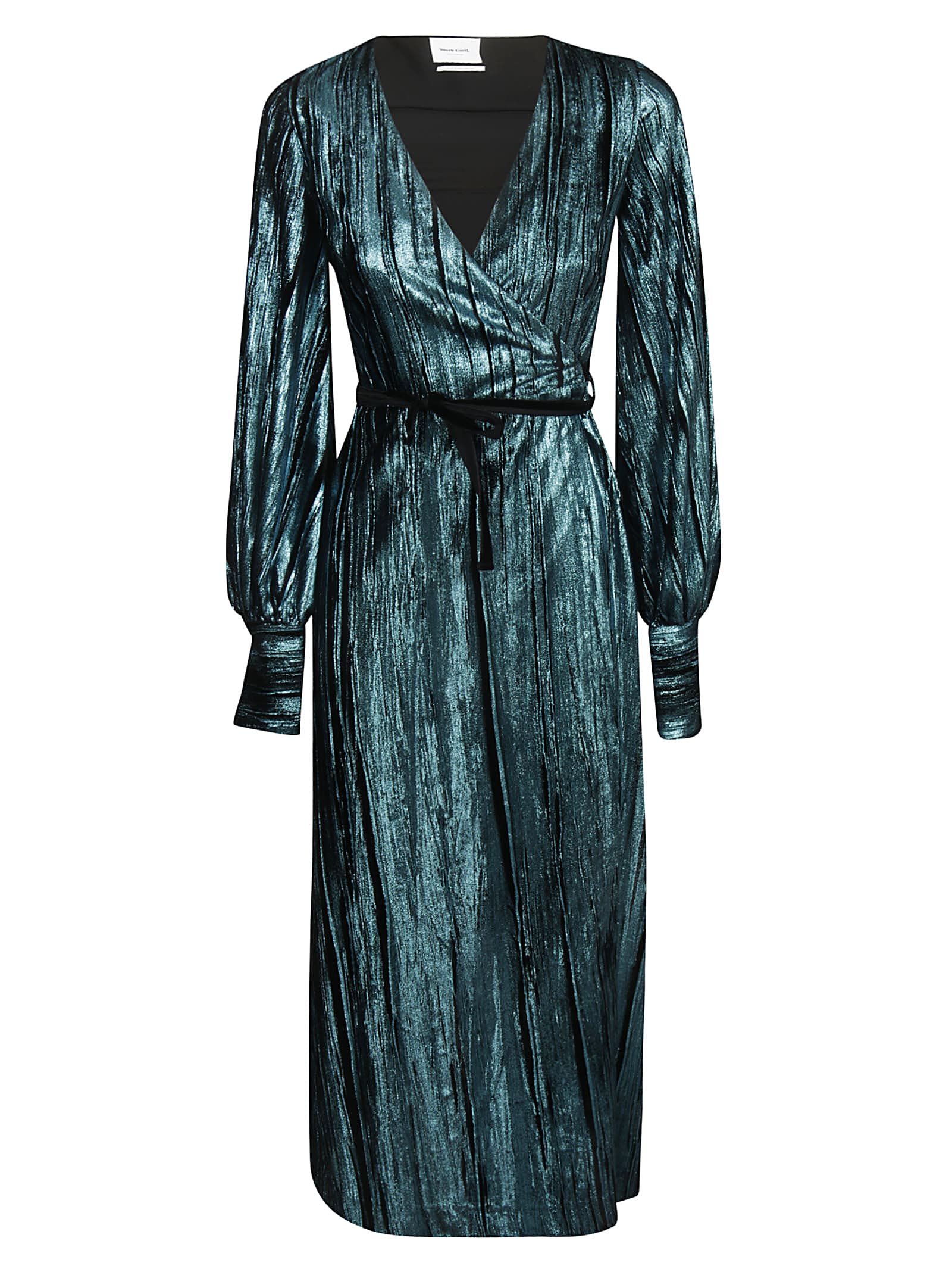 Black Coral Ava Dress