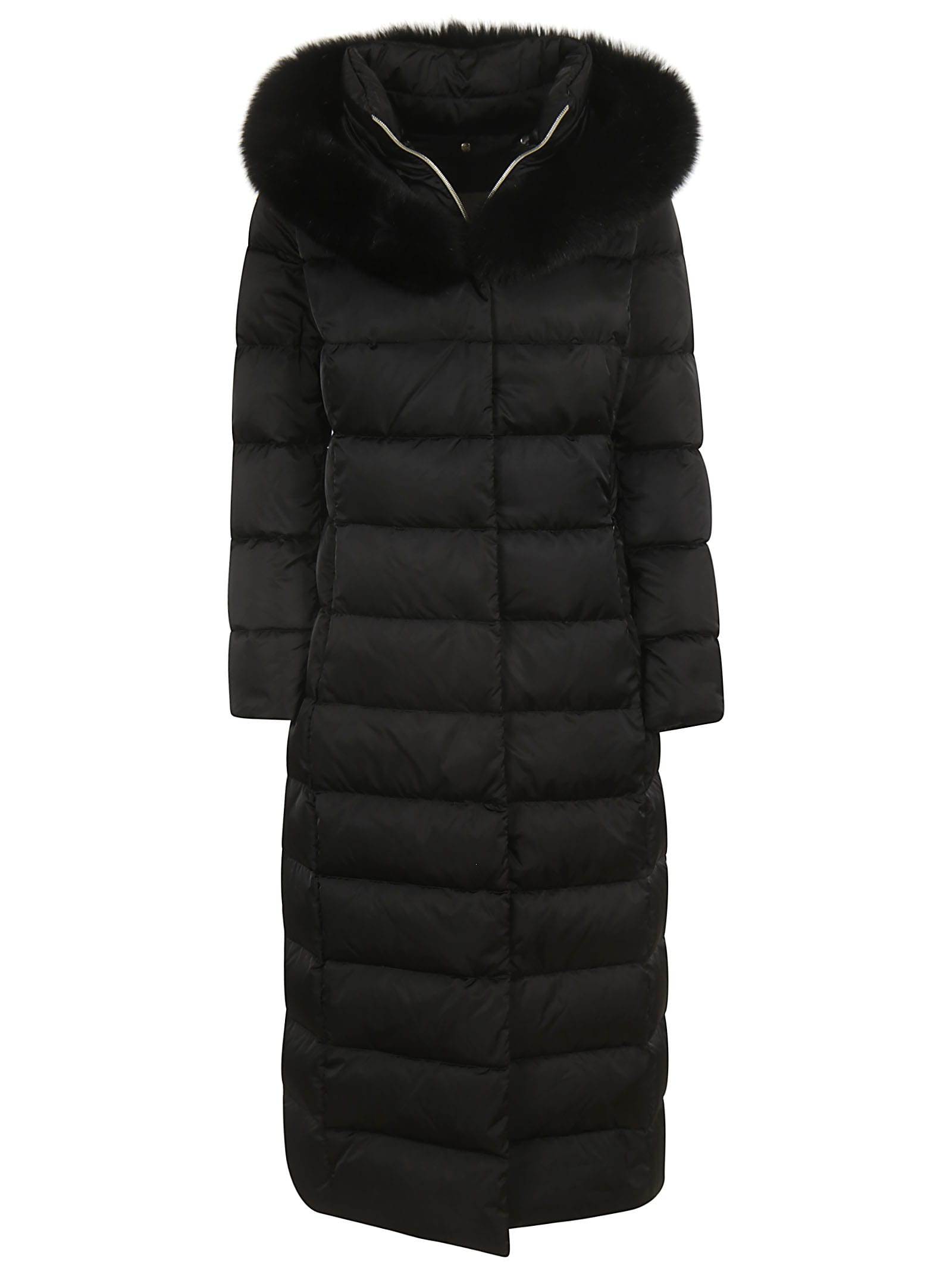 Herno Classic Long Down Padded Jacket