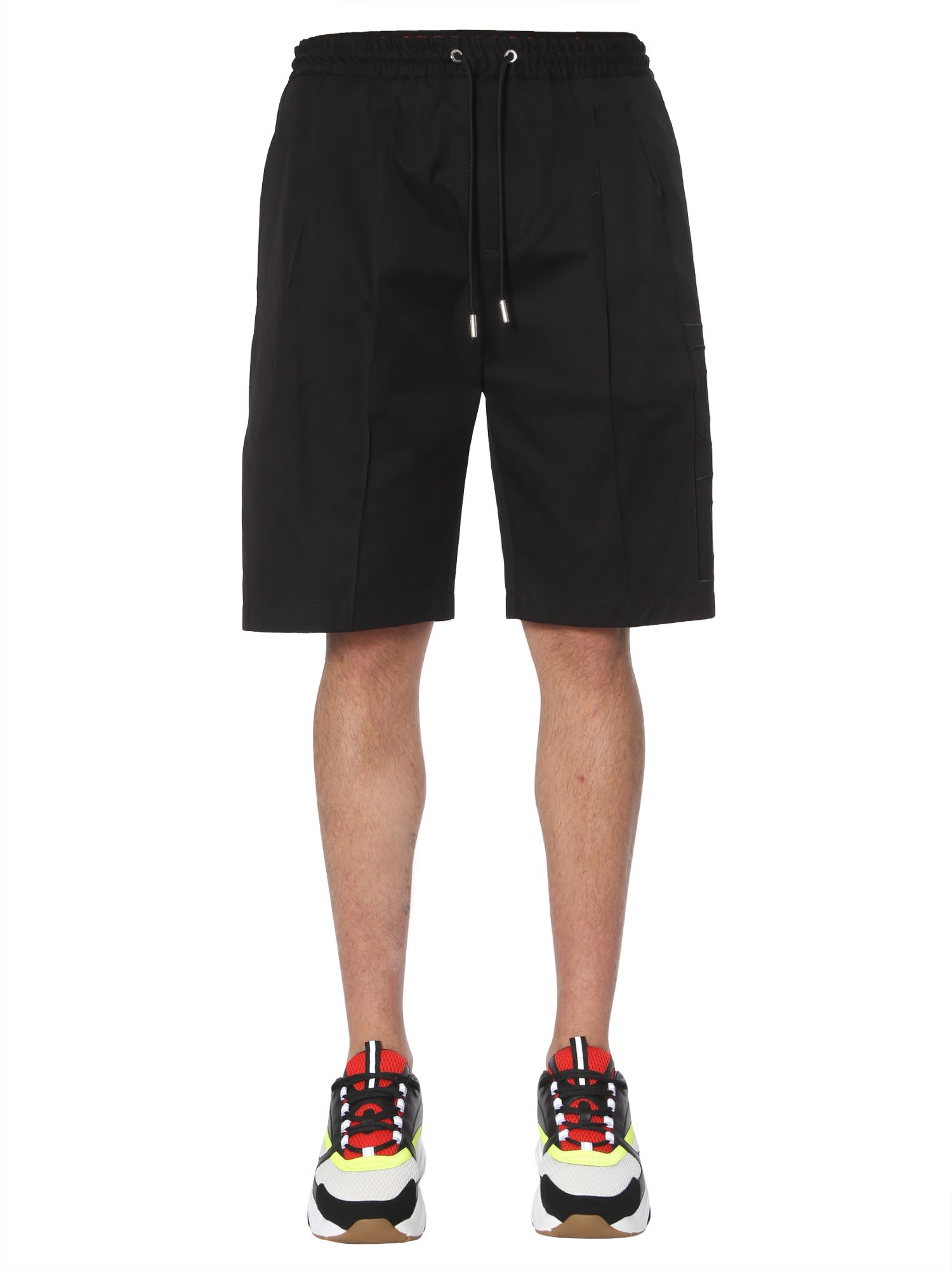 wholesale online finest selection shop best sellers Best price on the market at italist | Dior Homme Dior Homme Large Pleated  Shorts