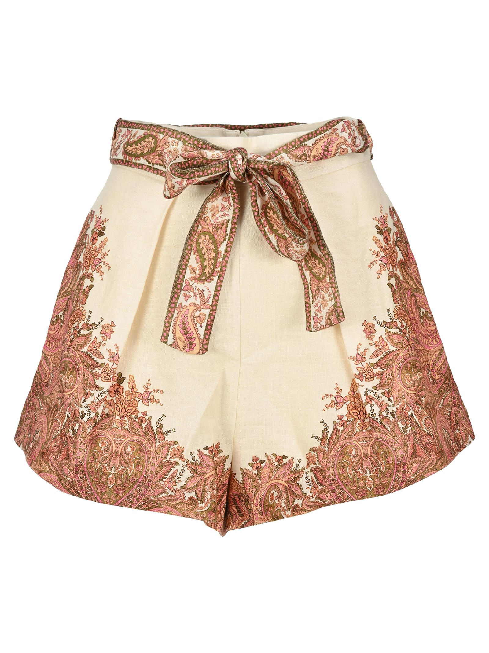 Zimmermann Brighton Pasley Shorts