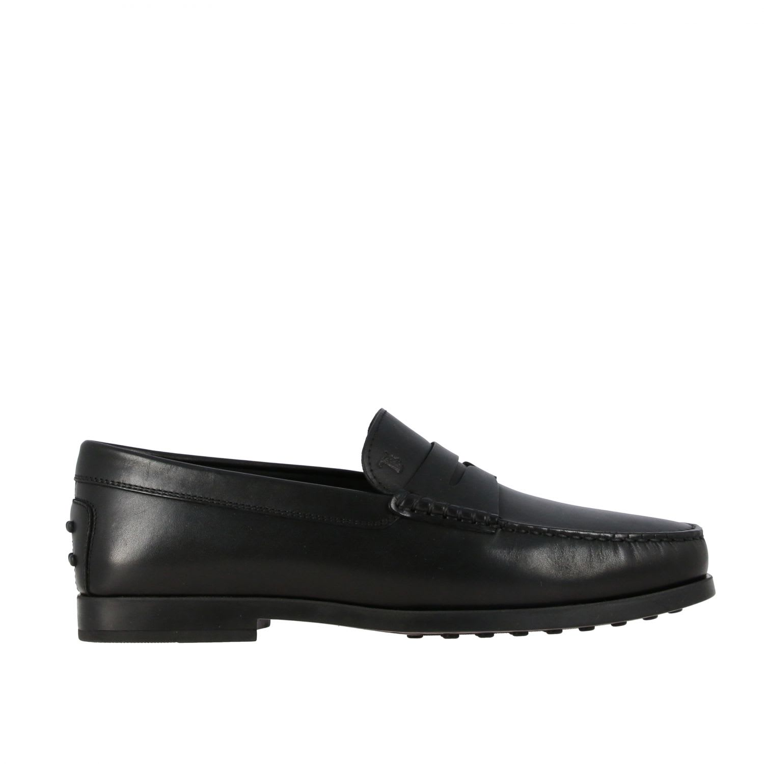 Tods Loafers Tods Gommini Leather Loafer